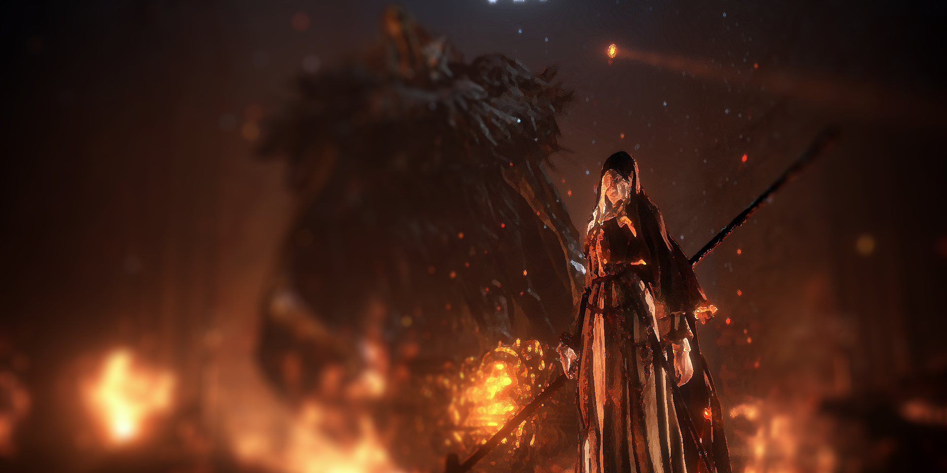 Dark Souls 3: una guía completa de piromancia
