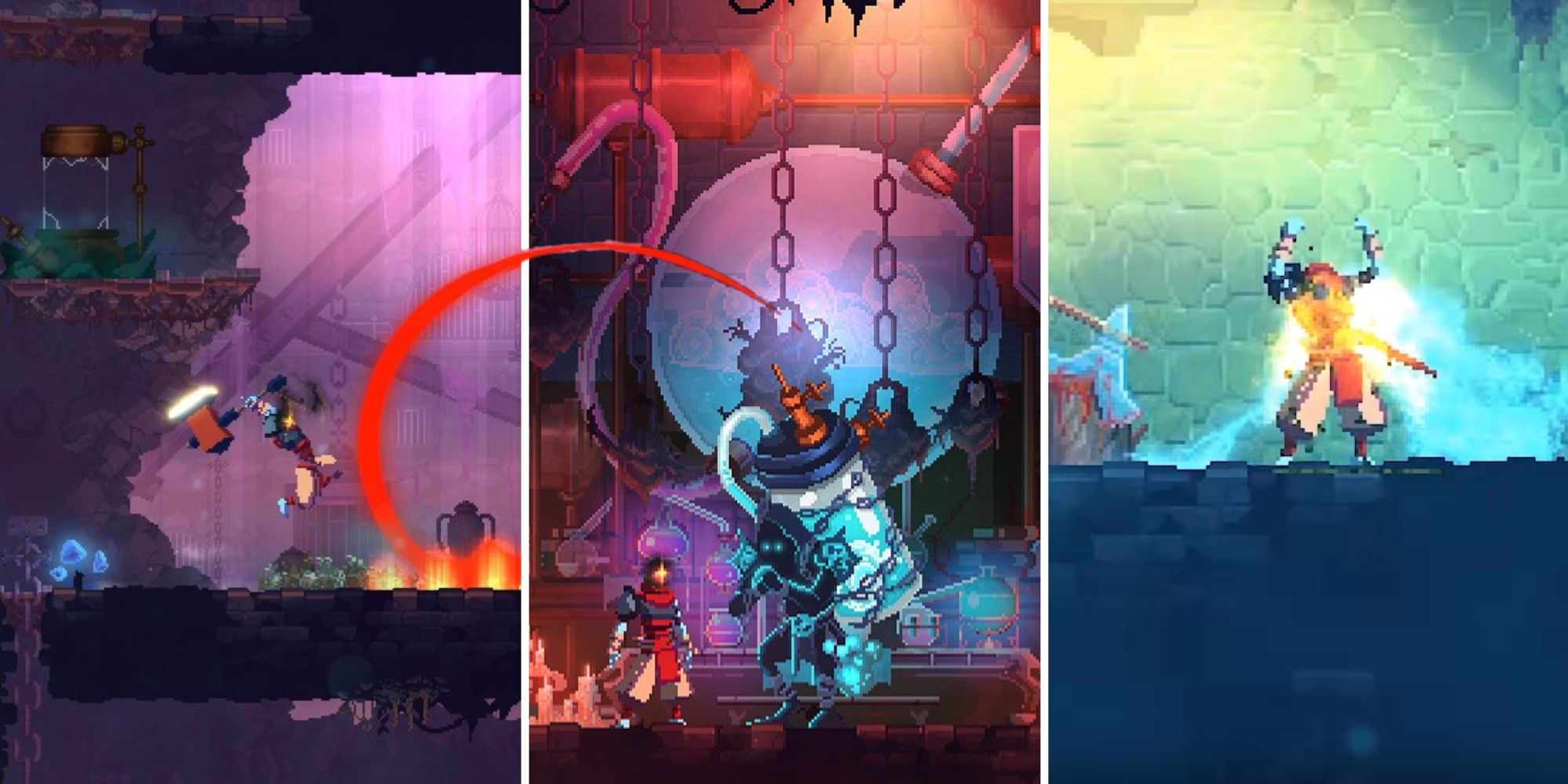 Dead Cells: Every Rune Location