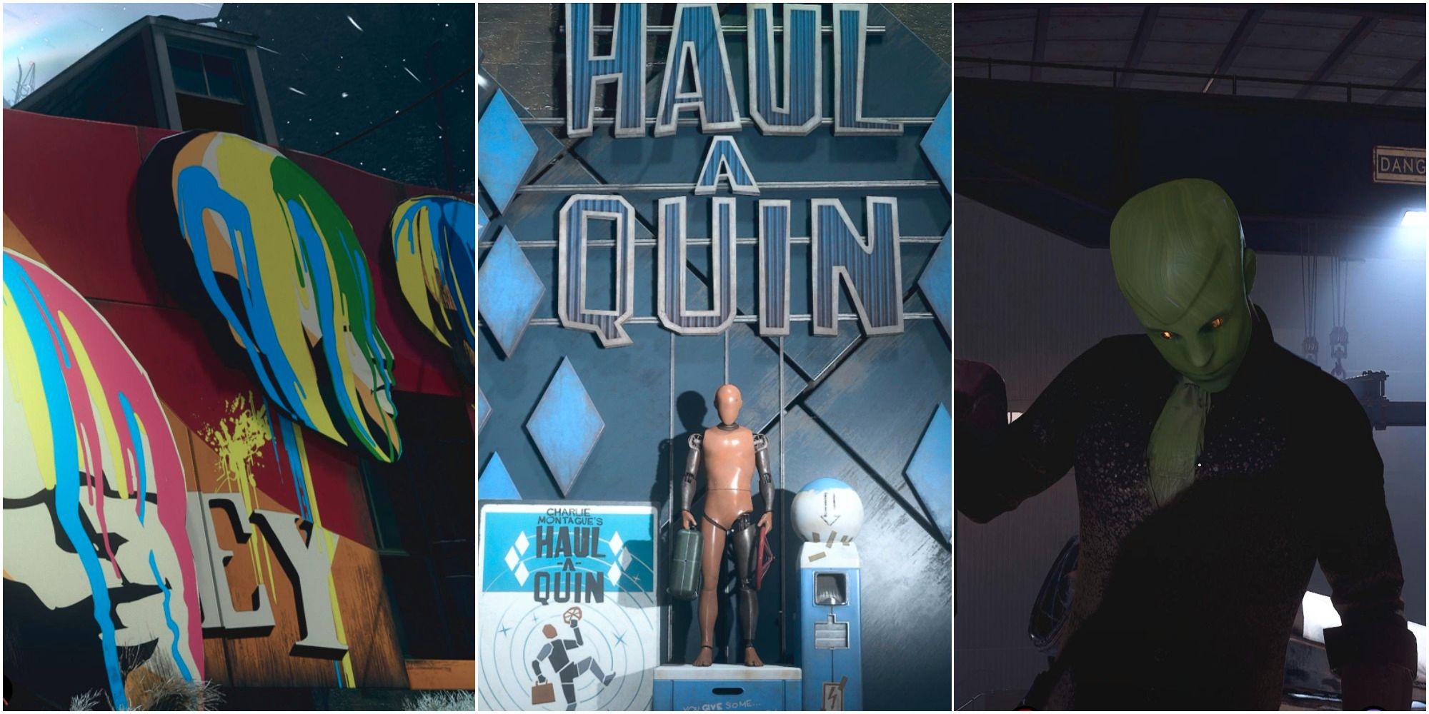 Deathloop: Haul-A-Quin, la guía del juego de Charlie