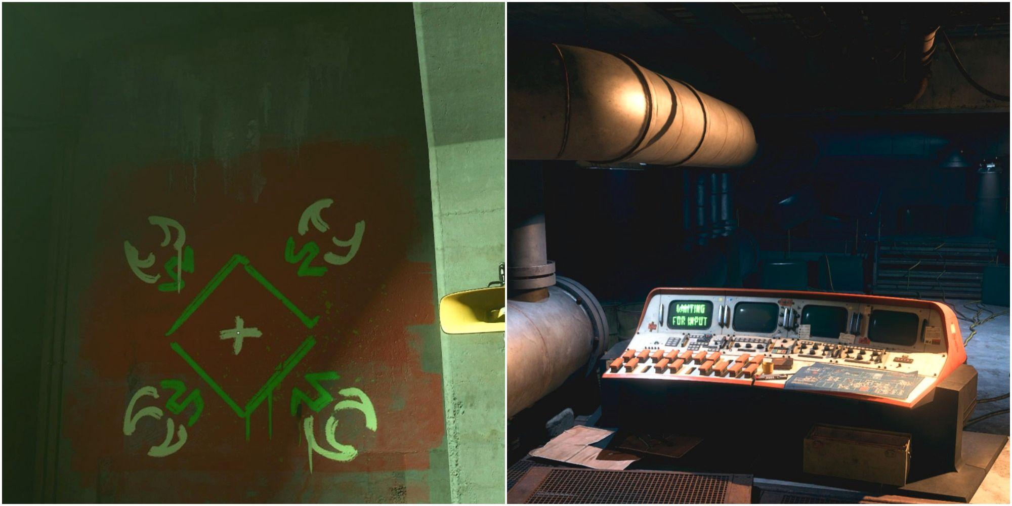 Deathloop: dónde encontrar los cuatro pictogramas de Fia