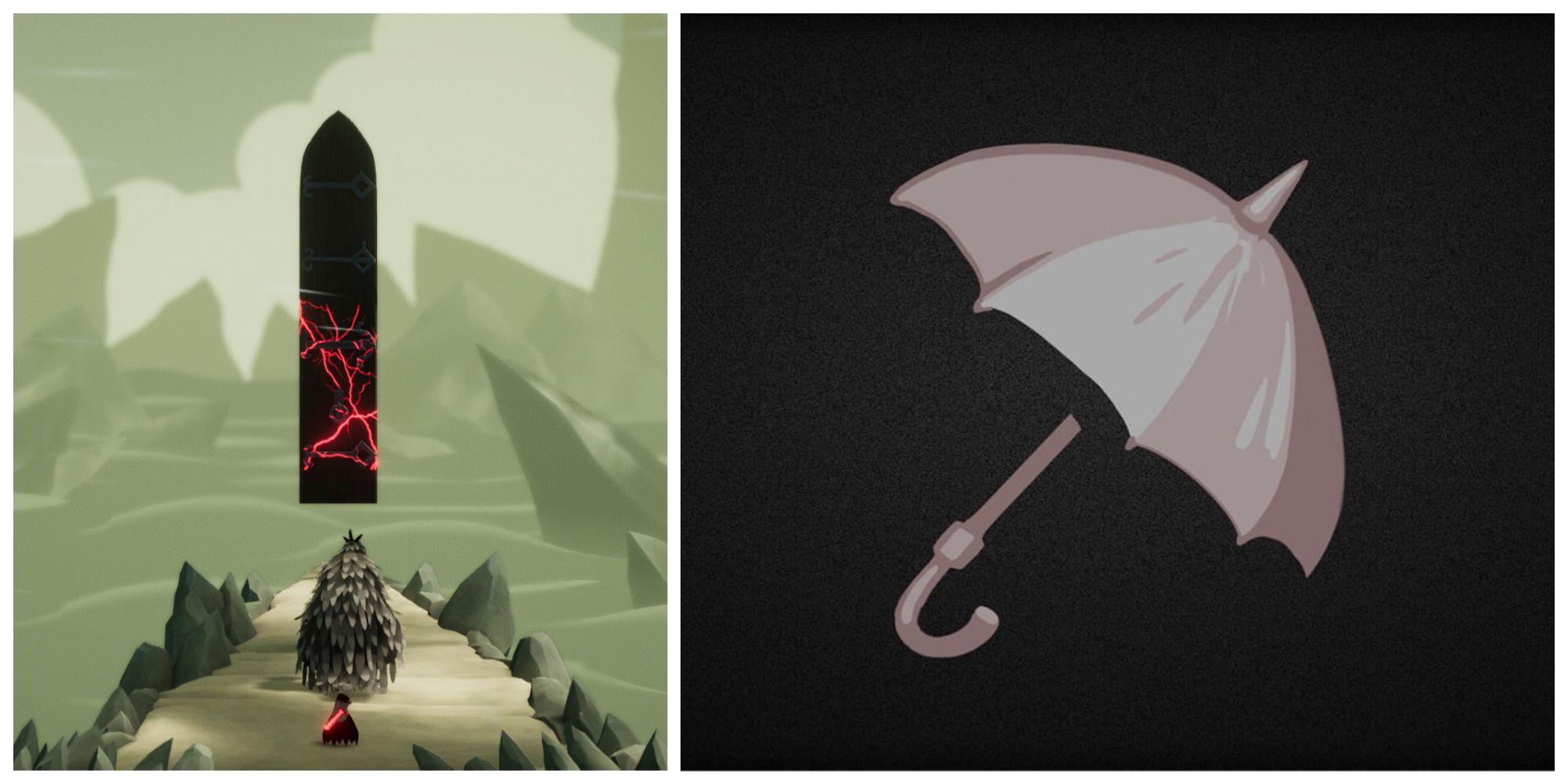 Death's Door: 10 consejos para completar una carrera de Umbrella Only