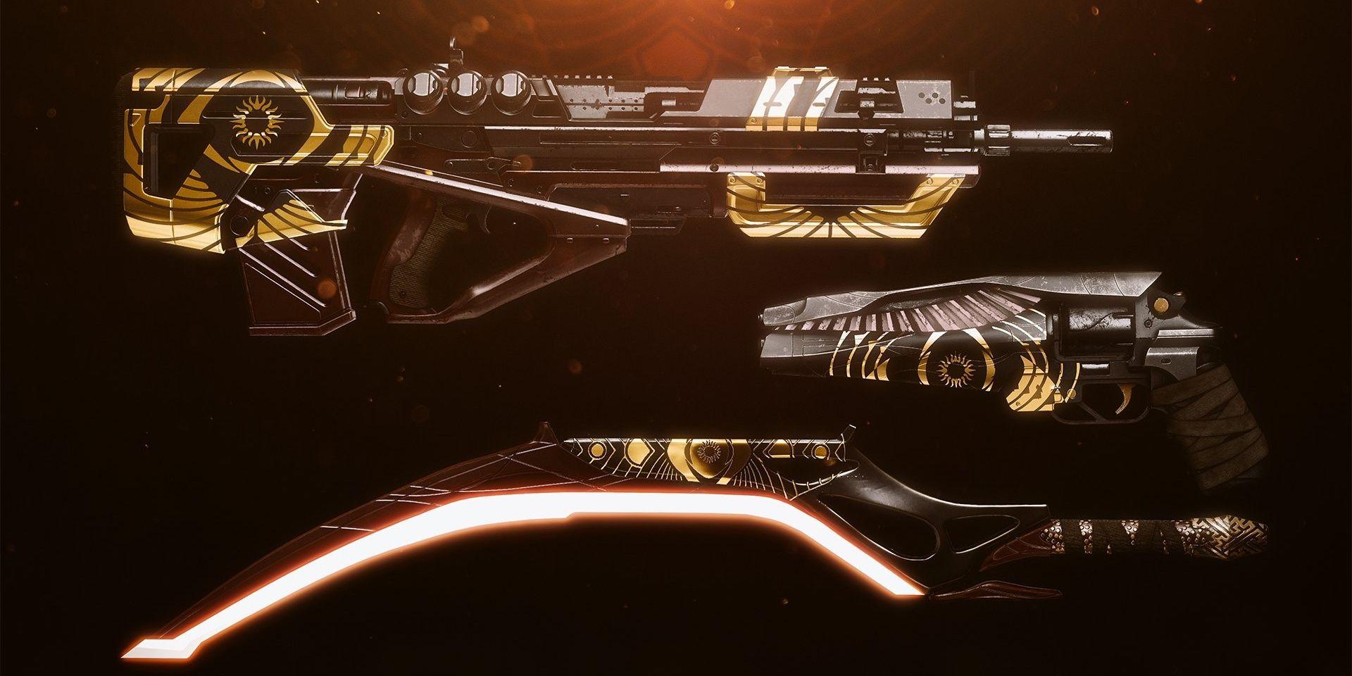 Destiny 2: Todas las pruebas avanzadas del arma de Osiris, clasificadas