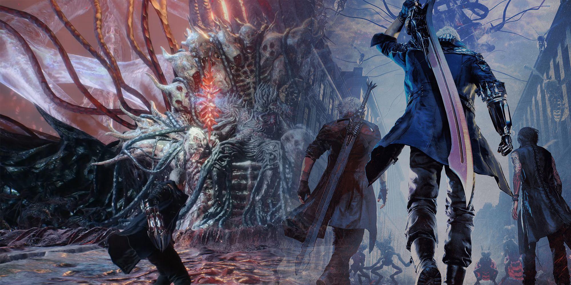 Devil May Cry 5: Cómo obtener el final secreto