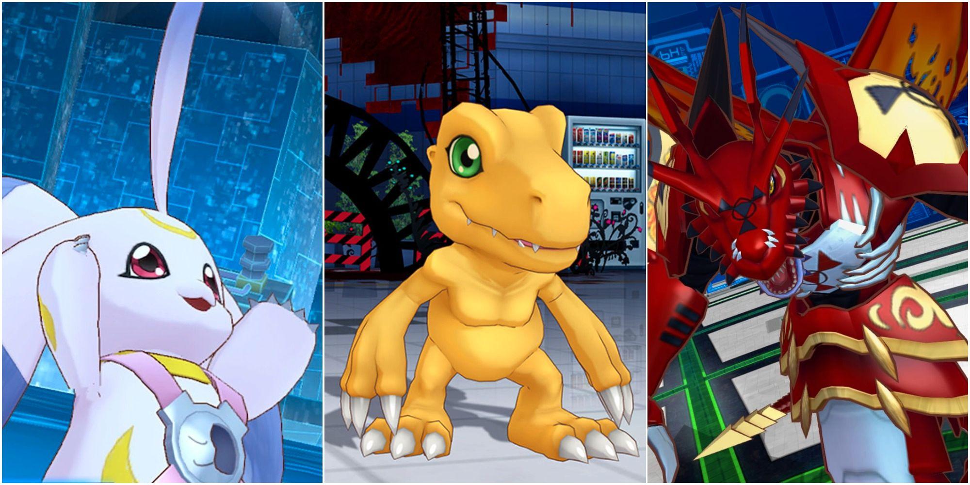 Digimon Story Cyber Sleuth: Guía de personalidad