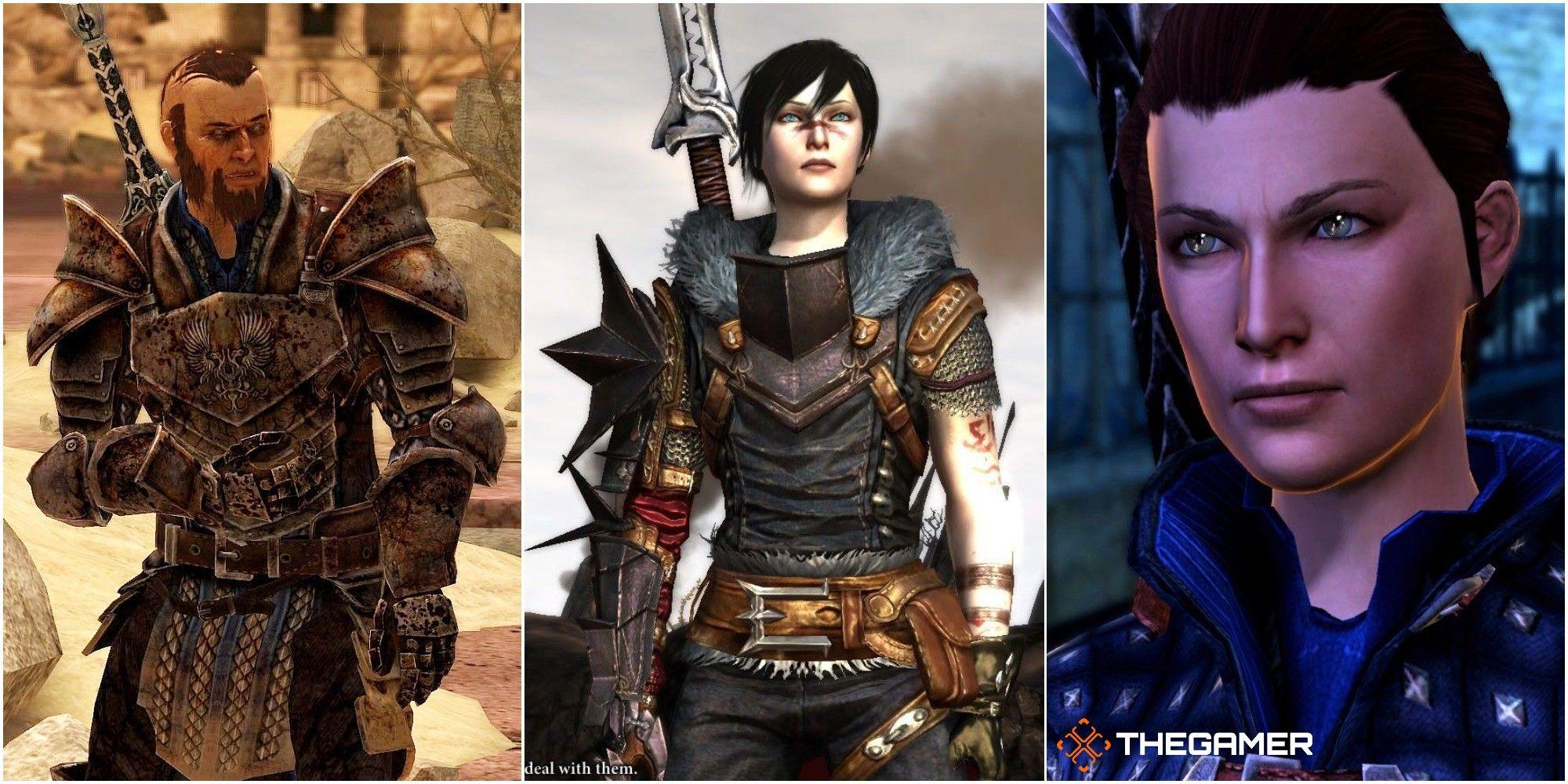 Dragon Age 2: ¿Deberías elegir a Larius o Janeka?