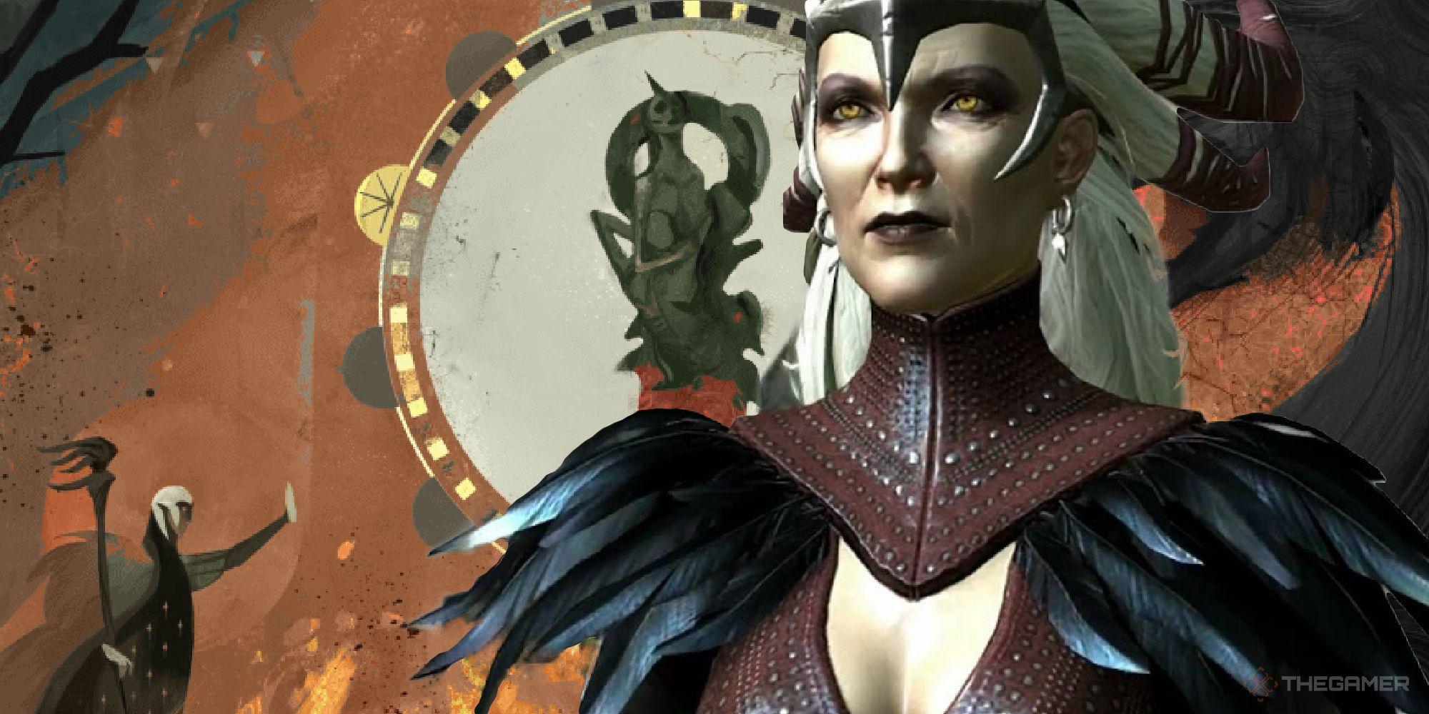 Dragon Age: Dioses elfos, explicado