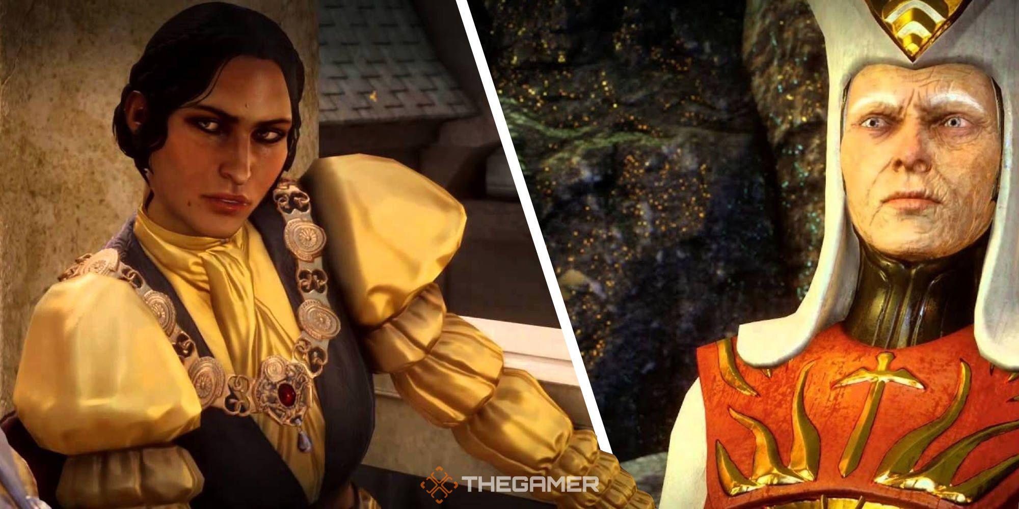 Dragon Age Inquisition: ¿Qué elección debes hacer en Truth or Dare: Lake Celestine?