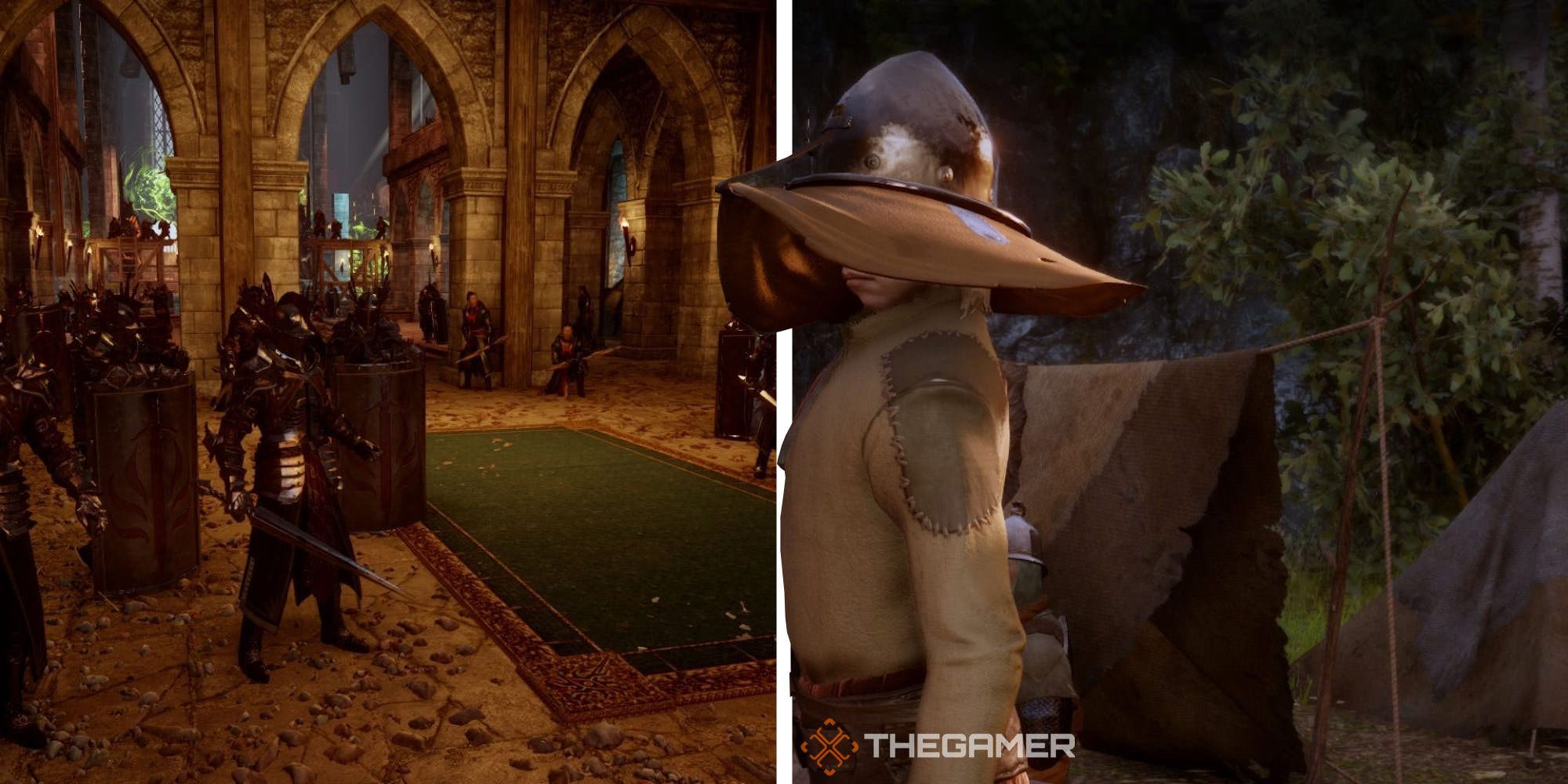 Dragon Age Inquisition: Champions Of The Just Quest Tutorial