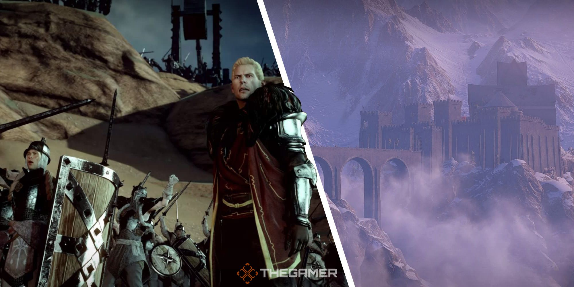 Dragon Age Inquisition: Here Lies The Abyss Quest Tutorial