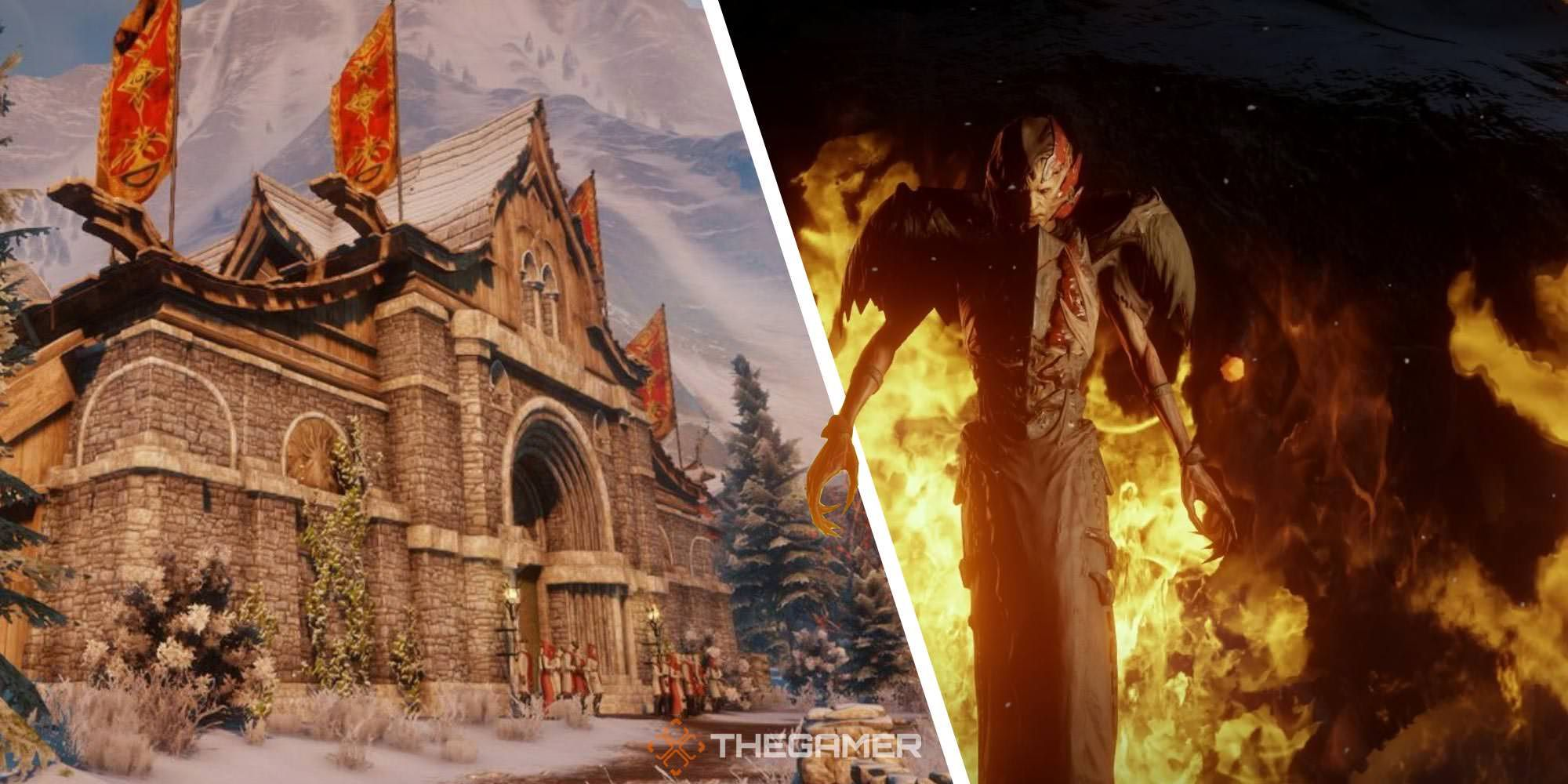 Dragon Age Inquisition: In Your Heart Shall Burn Tutorial