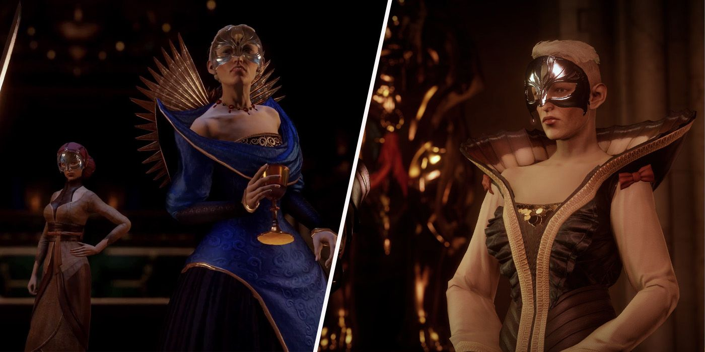 Dragon Age: Inquisition: Wicked Eyes And Wicked Hearts Tutorial