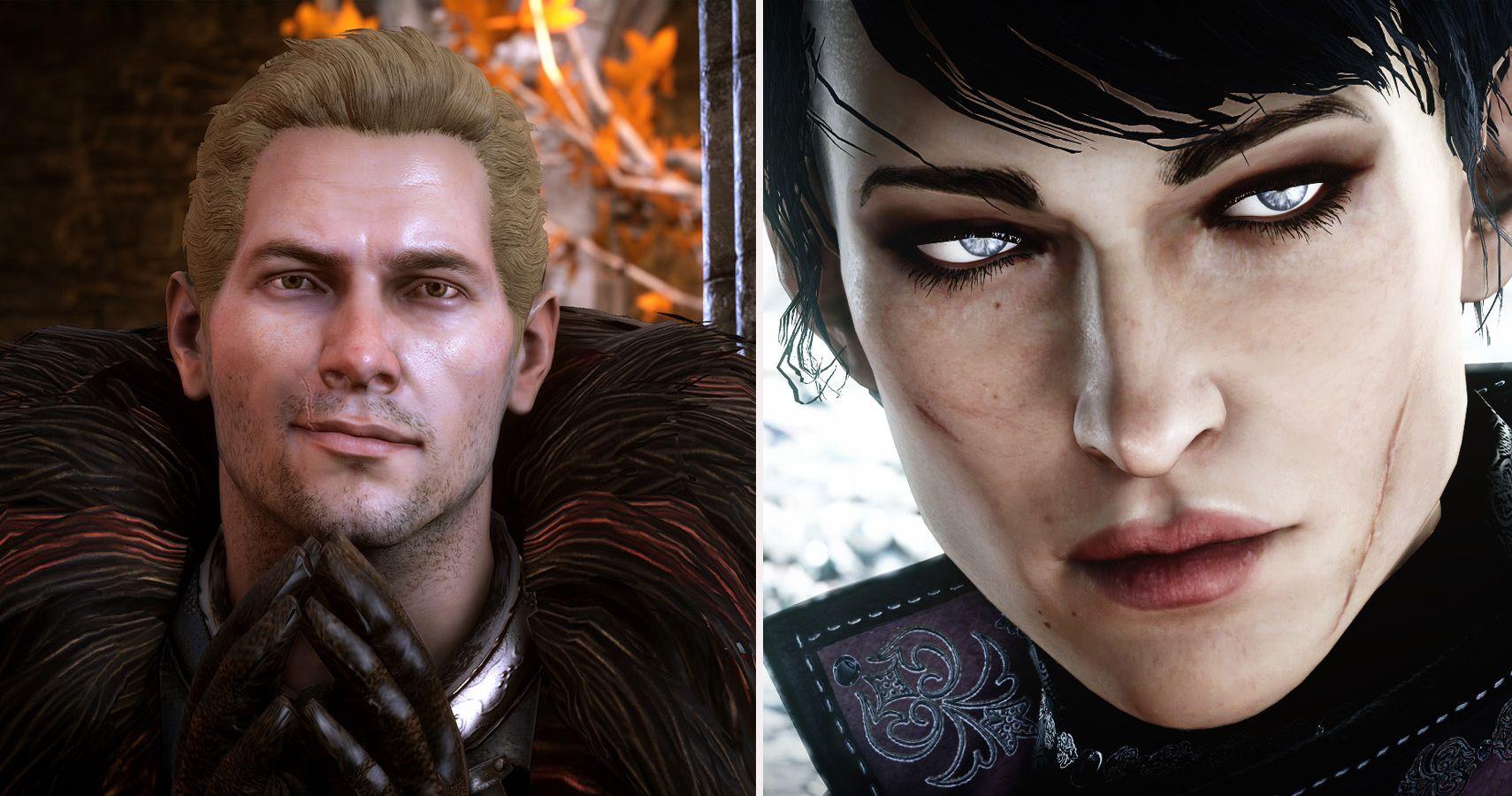 Dragon Age Inquisition: una guía para todos los posibles romances