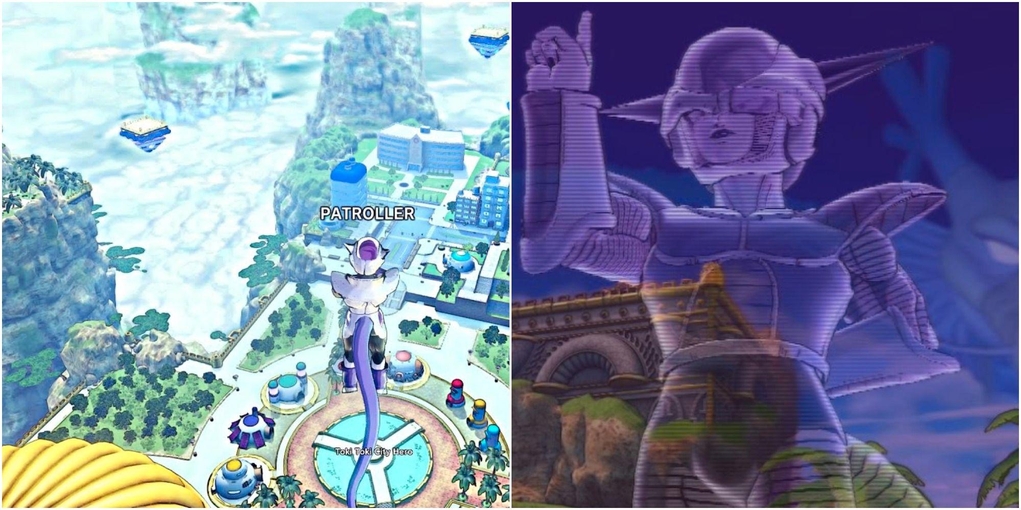 Dragon Ball Xenoverse 2: Cómo obtener su licencia de vuelo