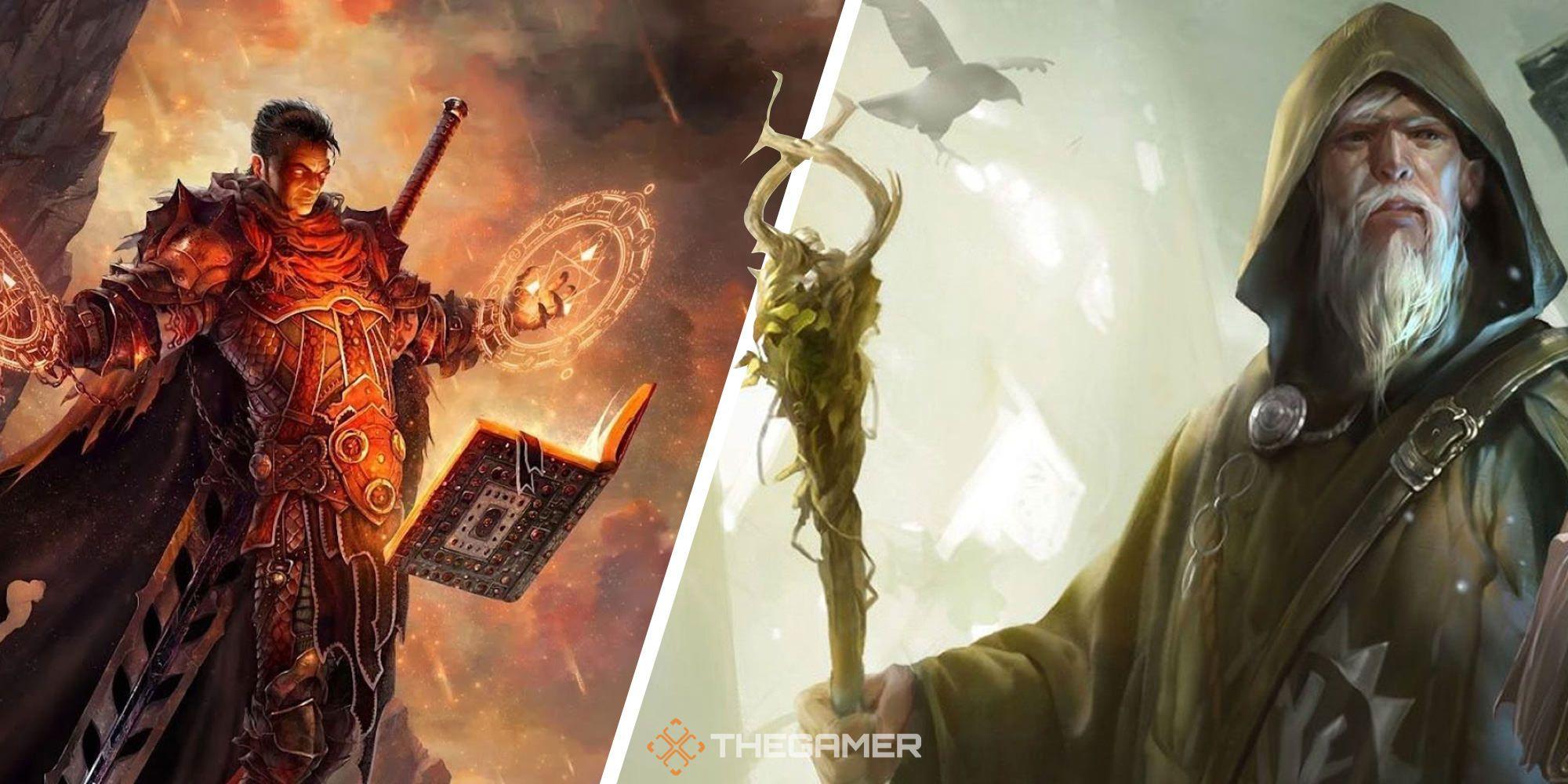 Dungeons & Dragons: Las mejores hazañas para un hechicero