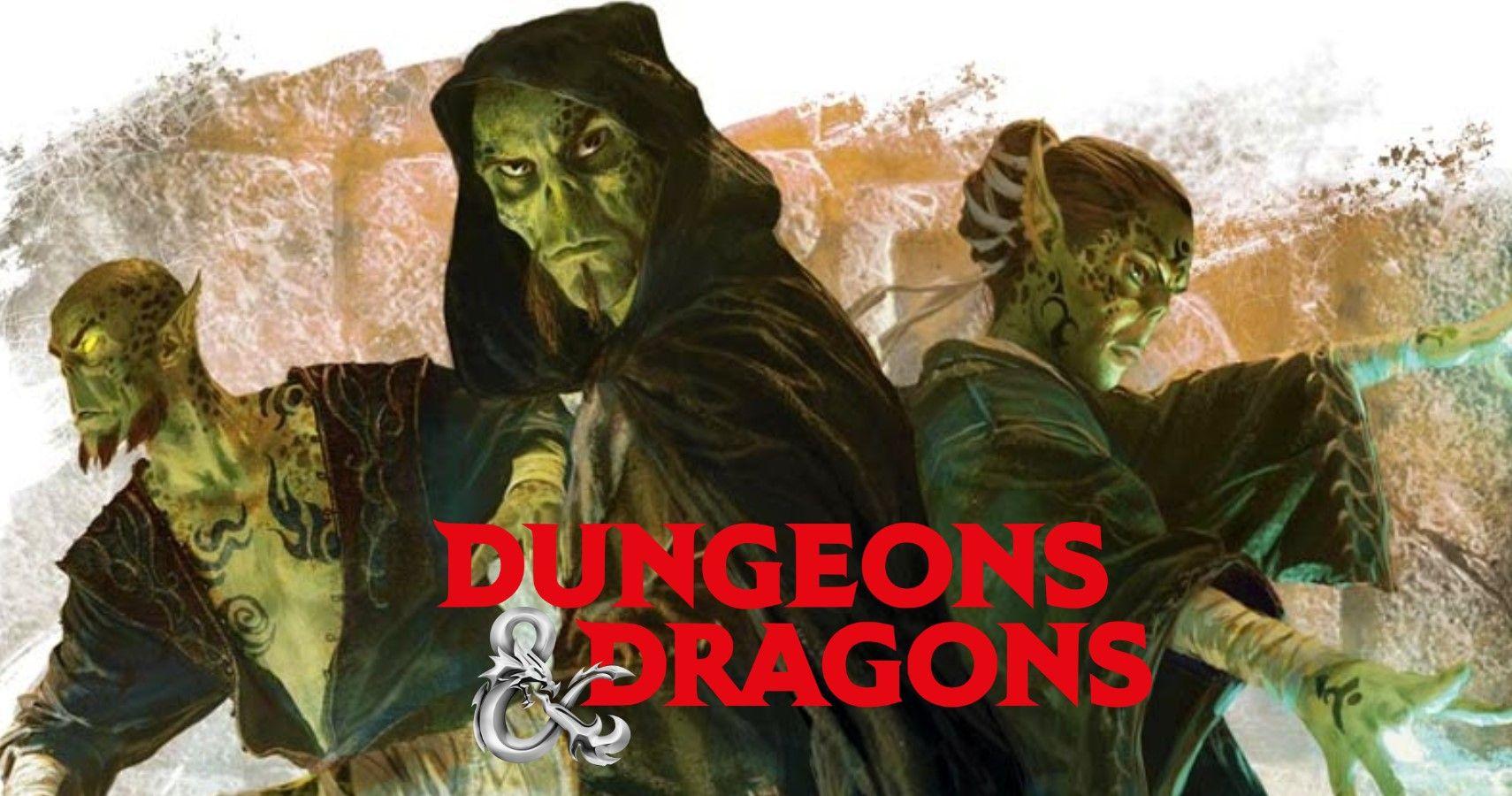 Dungeons & Dragons: todas las subclase de monjes oficiales, clasificadas