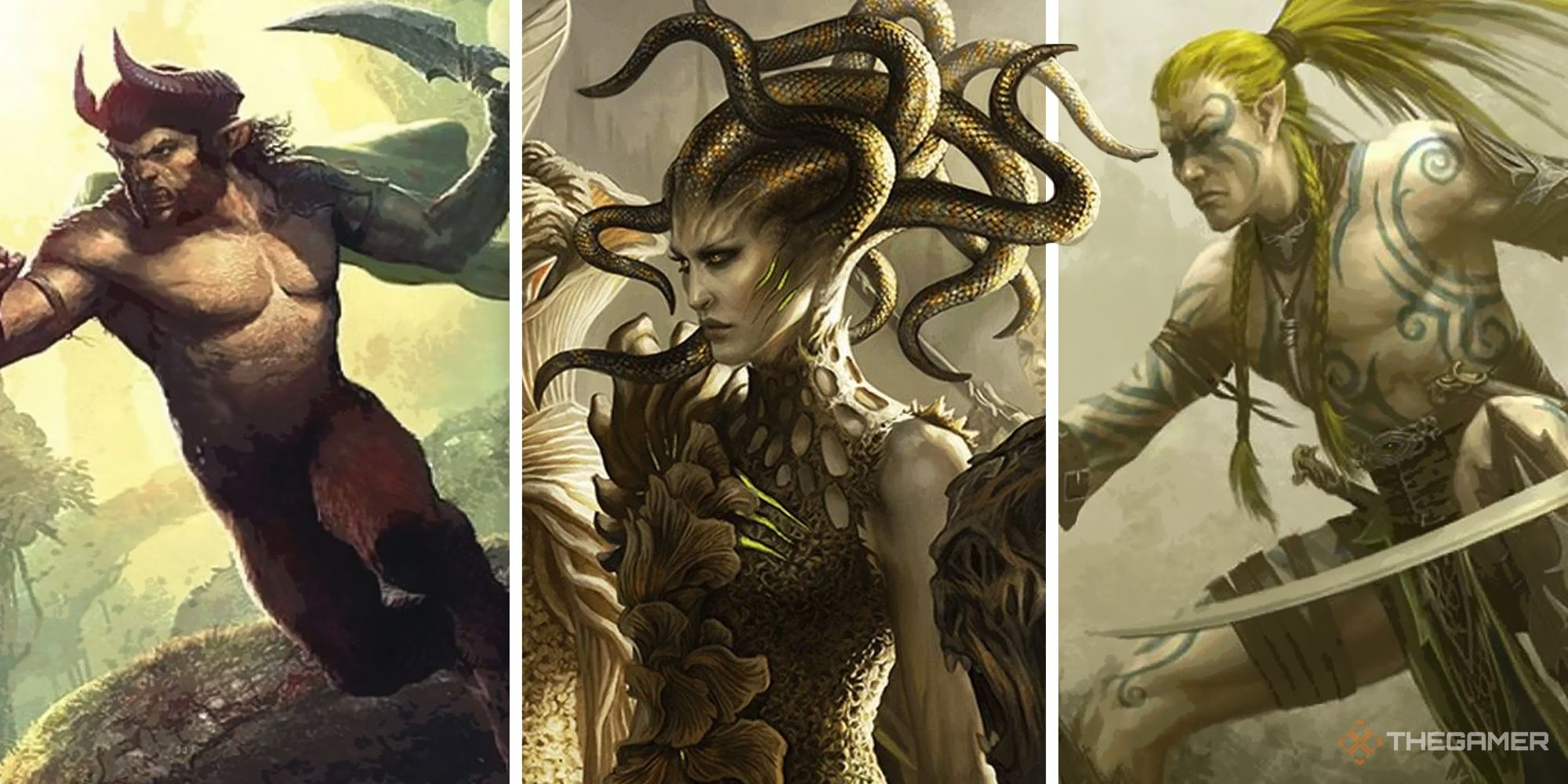 Dungeons & Dragons: todas las subclases oficiales de guardabosques, clasificadas