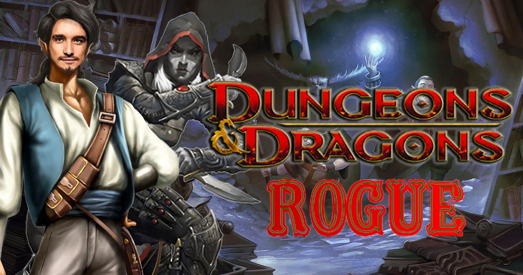 Dungeons & Dragons: todas las subclases oficiales de pícaros, clasificadas