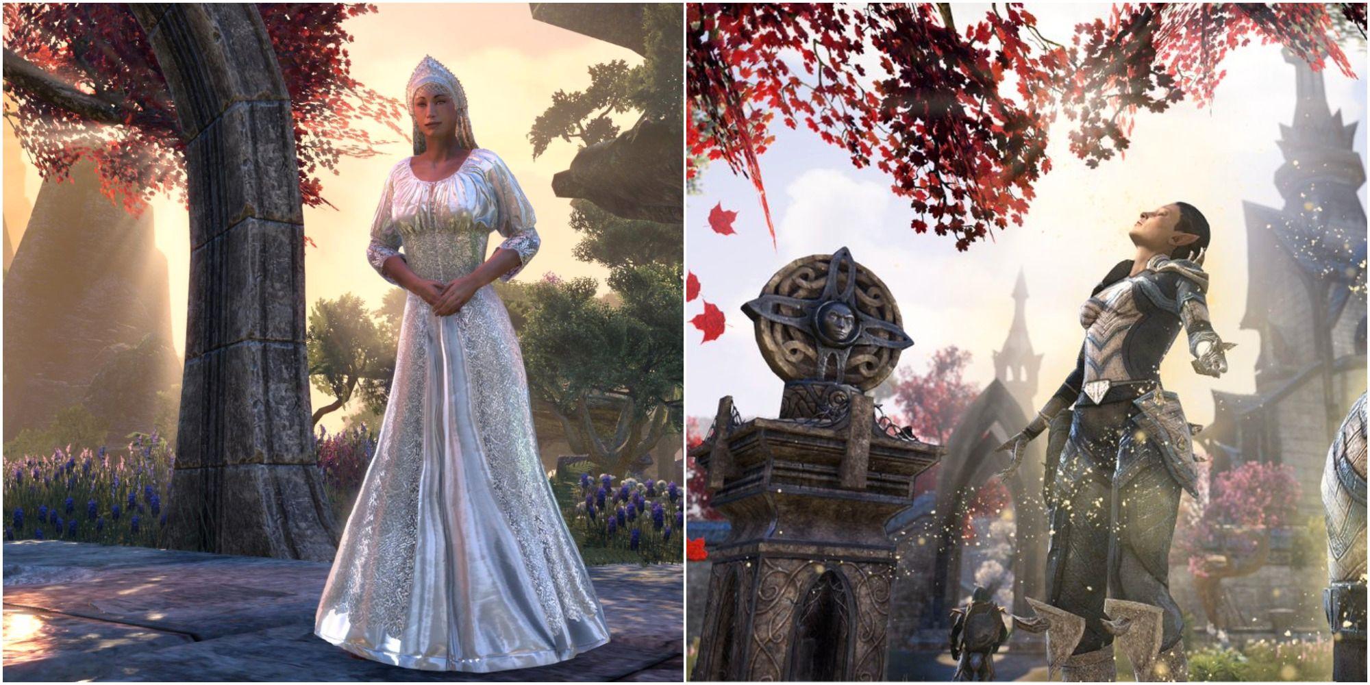 Elder Scrolls Online: Cómo casarse