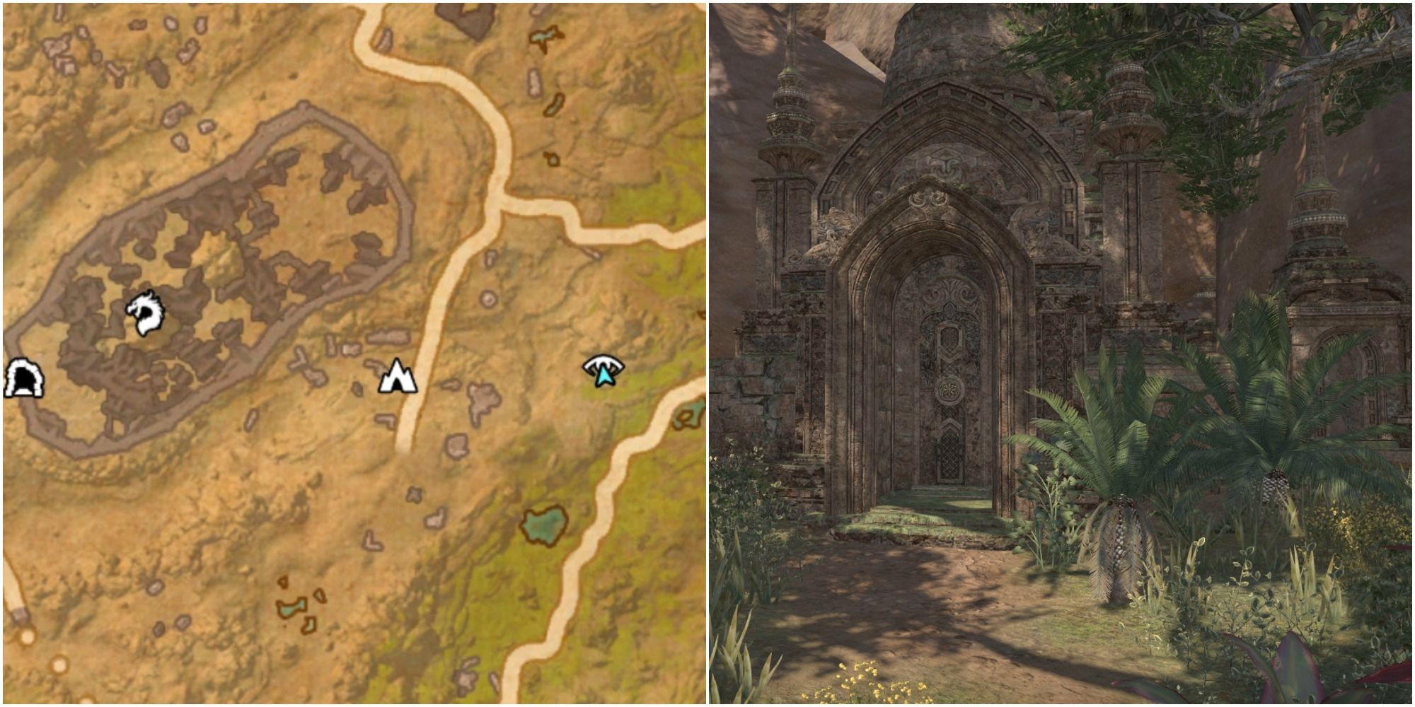 Elder Scrolls Online: Northern Elsweyr Striking Locales Guide
