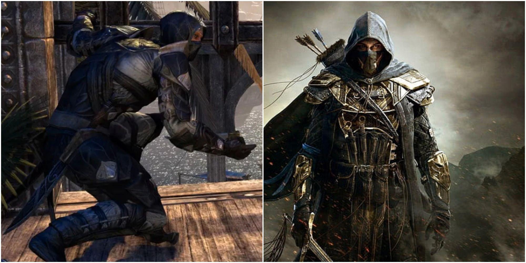 Elder Scrolls Online: mejores compilaciones para Nightblade
