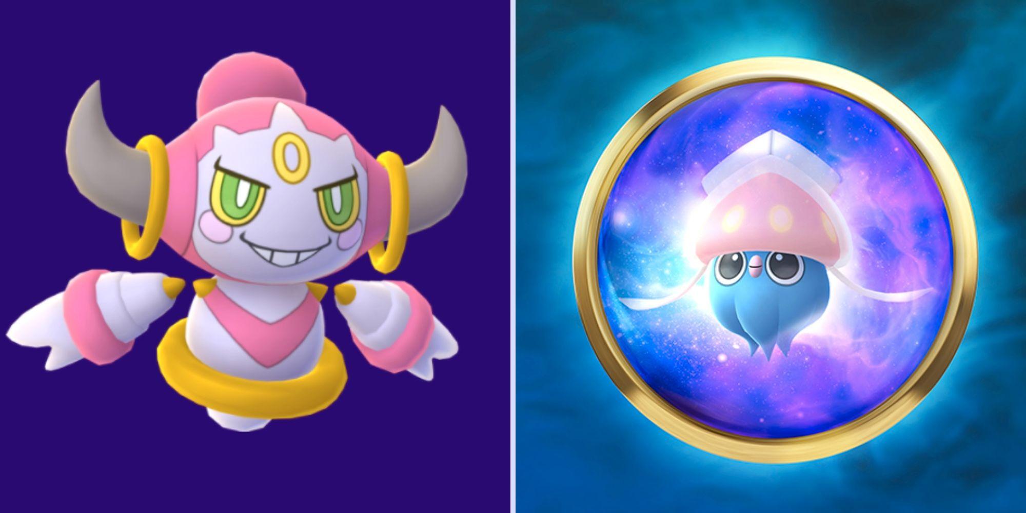 Esta semana en Pokémon Go: Psychic Spectacular, la llegada de Hoopa y más