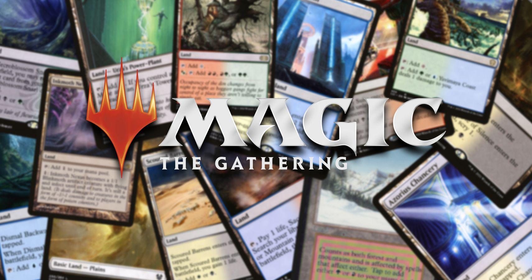 Explicación de Magic The Gathering Lands: ¿Qué son Fetch Lands, Shock Lands, Dual Lands y más?