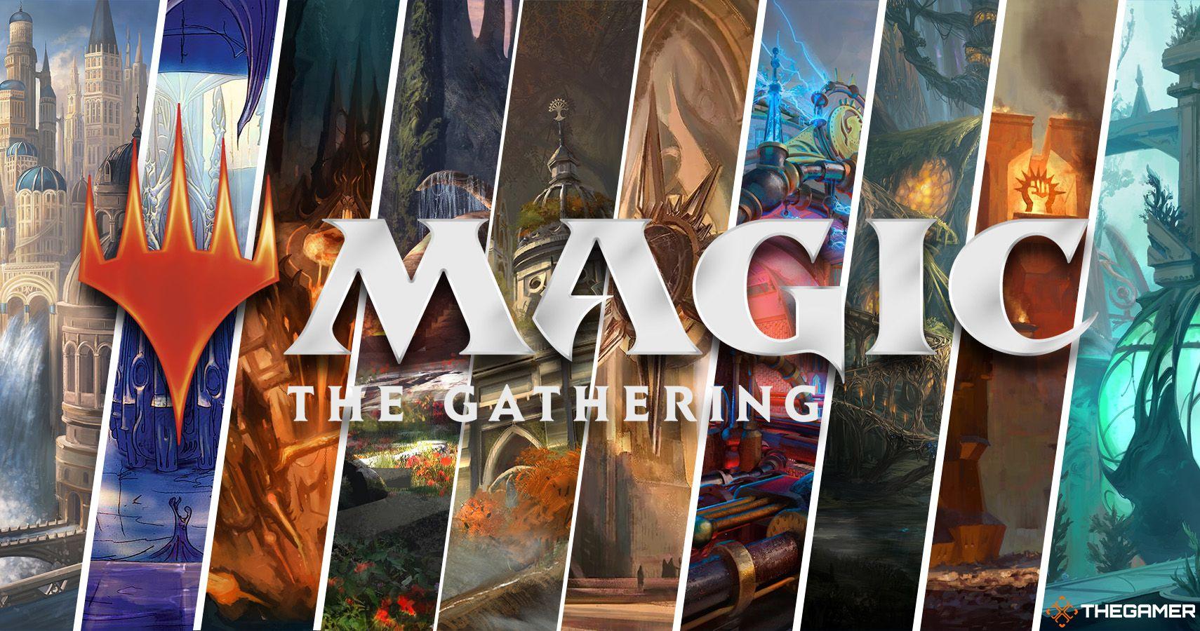 Explicación de la filosofía de los colores de Magic The Gathering: ¿Qué representan los diez pares de colores?