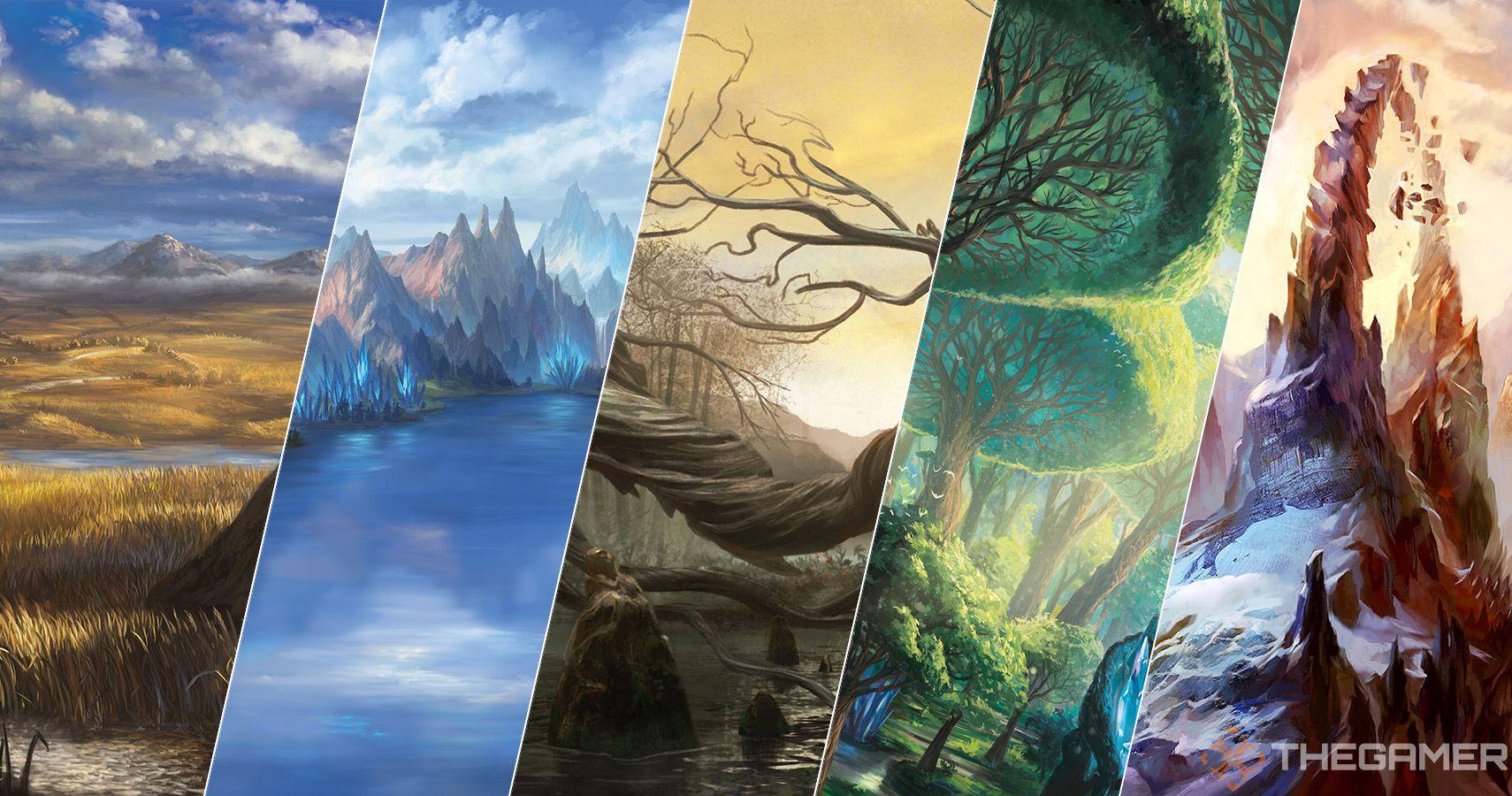 Explicación de la filosofía del color de Magic The Gathering: ¿Qué representan los cinco colores?