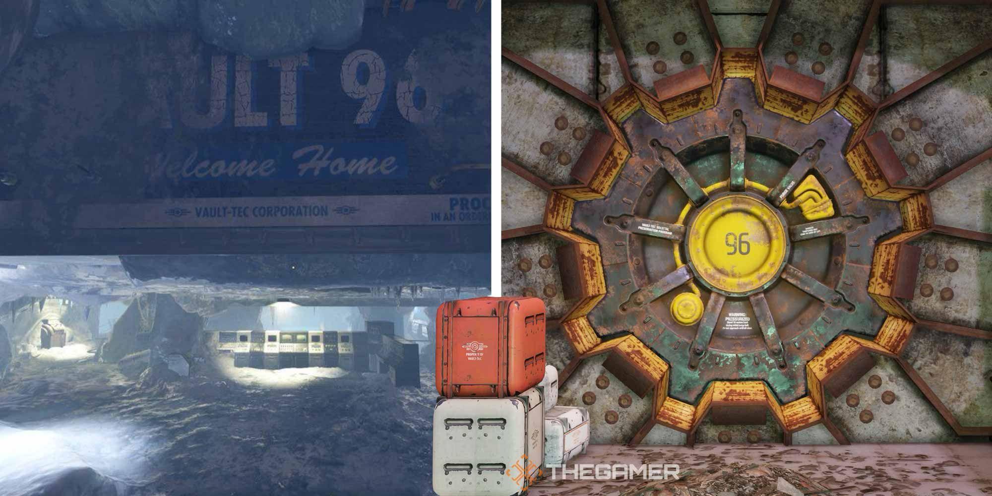 Fallout 76: Dónde encontrar el Refugio 96