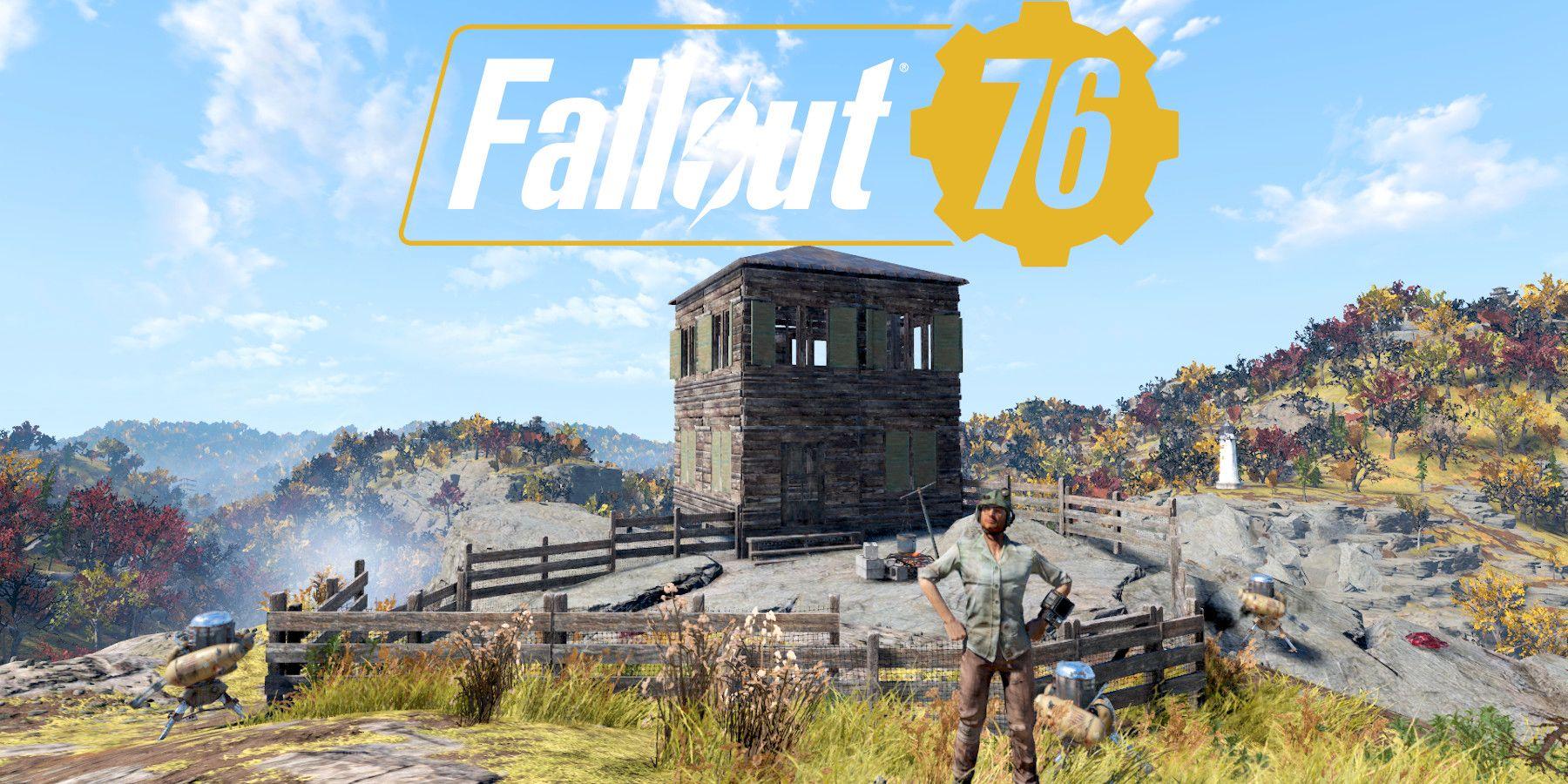 Fallout 76: las mejores ubicaciones de CAMP
