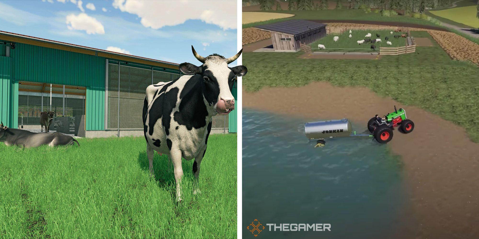 Farming Simulator 19: Cómo conseguir agua
