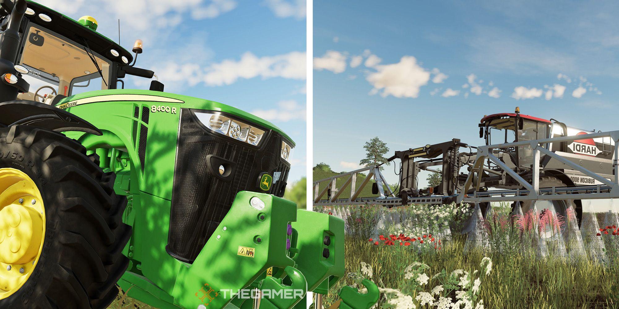 Farming Simulator 19: Cómo deshacerse de las malas hierbas