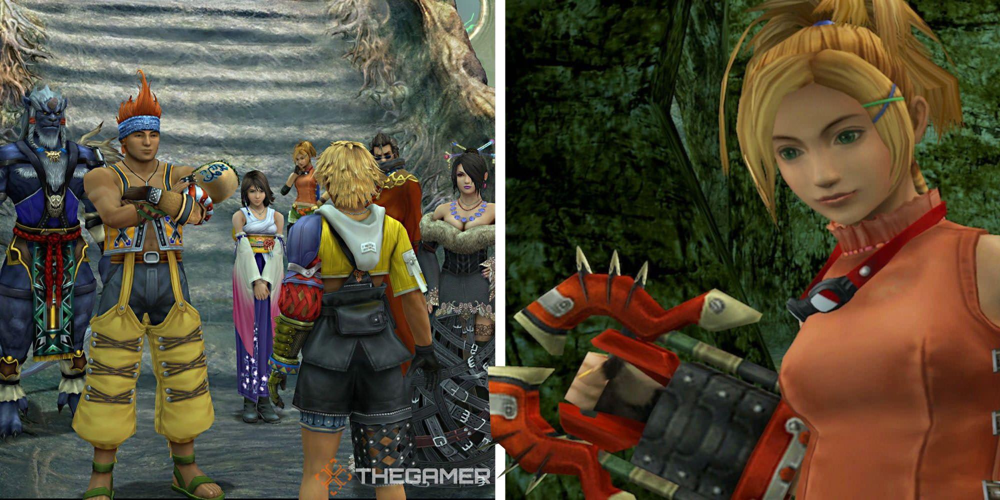 Final Fantasy 10: todas las ubicaciones de armas celestiales