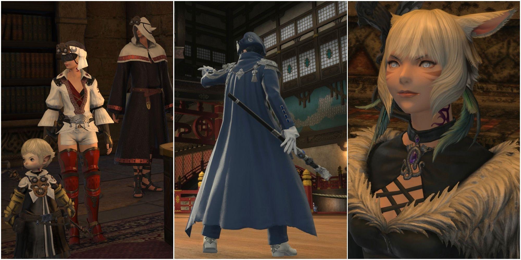Final Fantasy 14: Cómo usar contraseñas de un solo uso para su cuenta