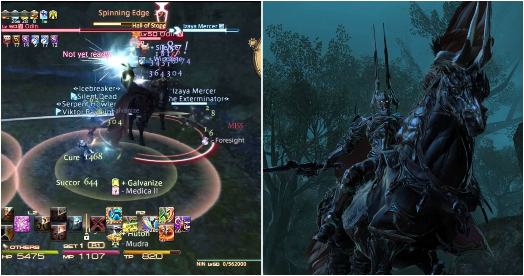 Final Fantasy 14: Guía de fuentes de Urth