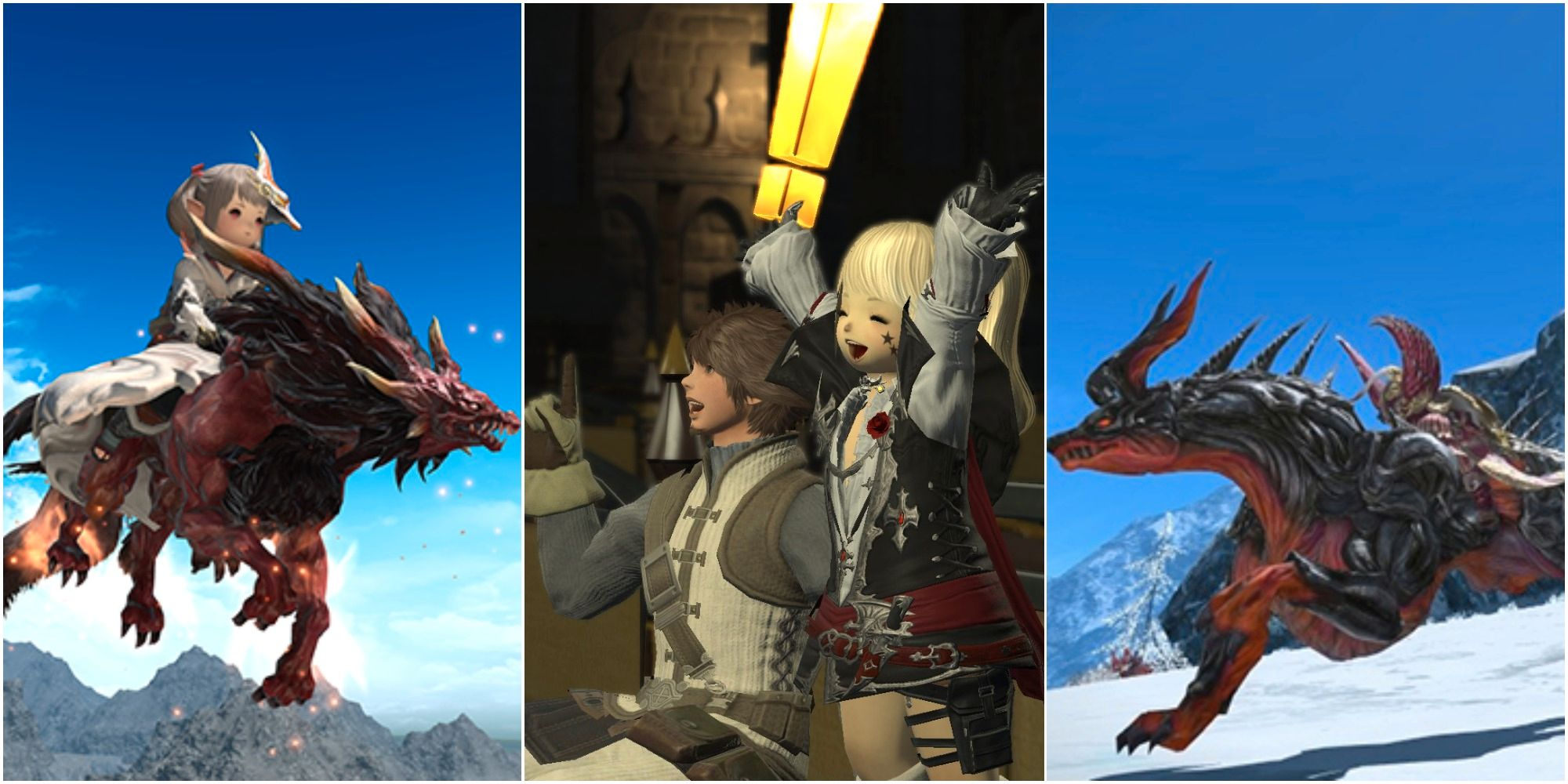 Final Fantasy 14: Guía de la campaña Recluta a un amigo