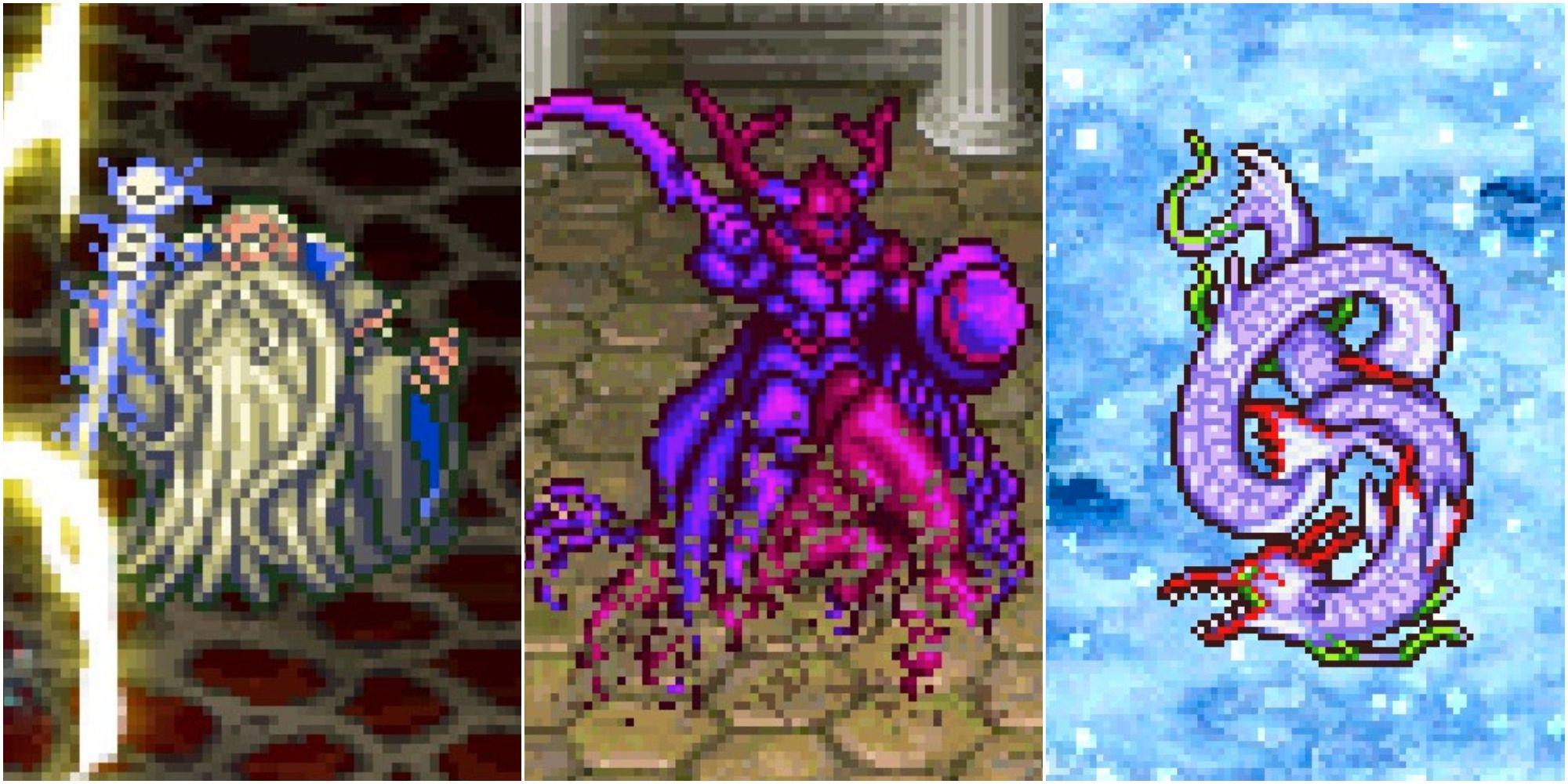 Final Fantasy 4 Pixel Remaster: Cómo obtener todas las invocaciones