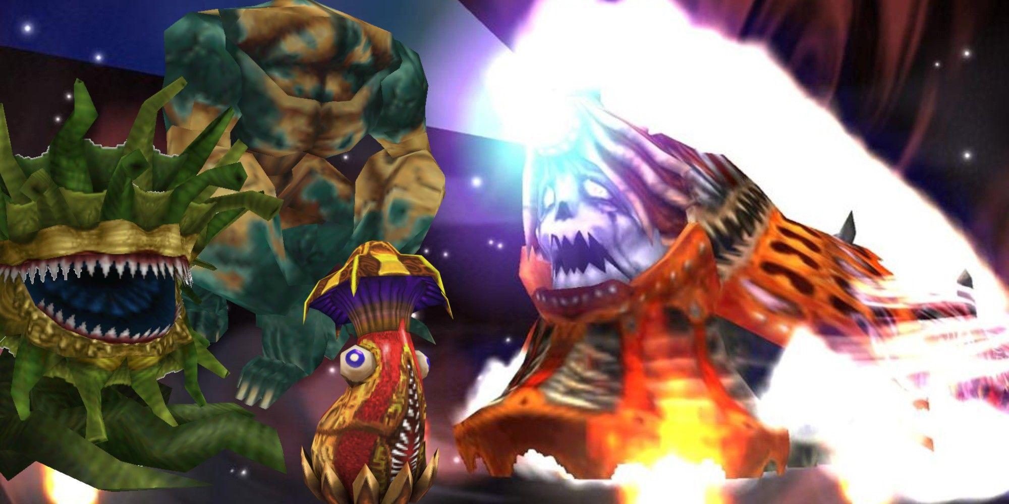 Final Fantasy 8: Cómo obtener el Doomtrain GF