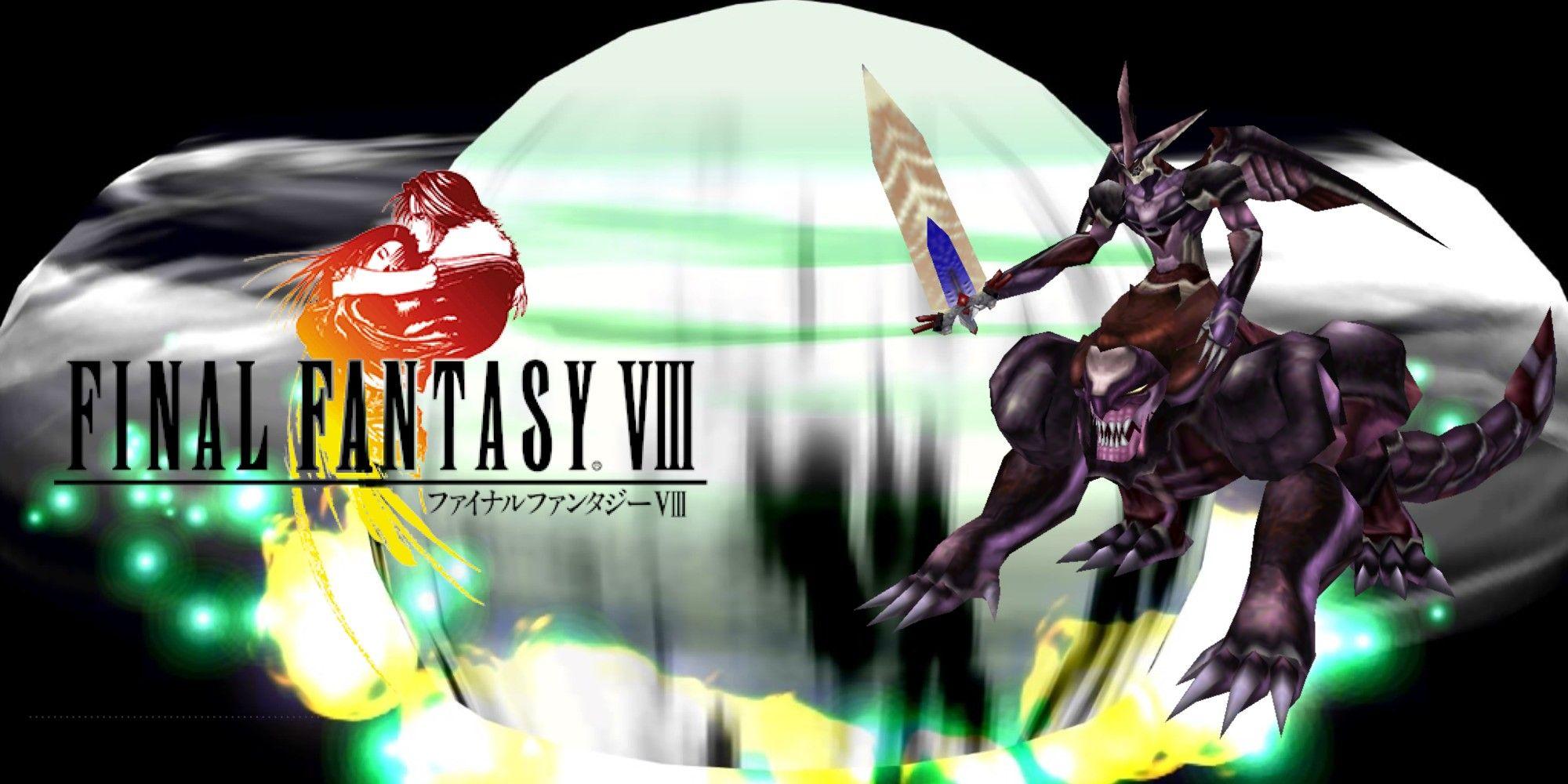 Final Fantasy 8: todas las ubicaciones de Ultima Draw en el juego