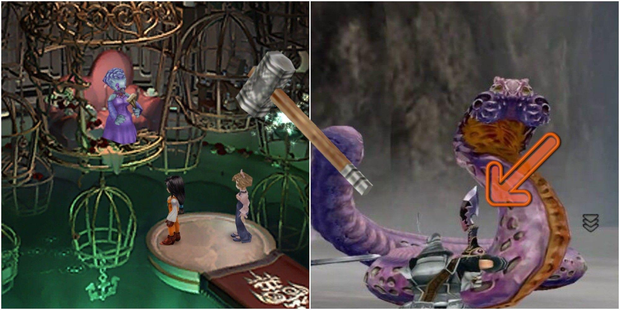 Final Fantasy 9: todas las ubicaciones de monedas de Stellazio