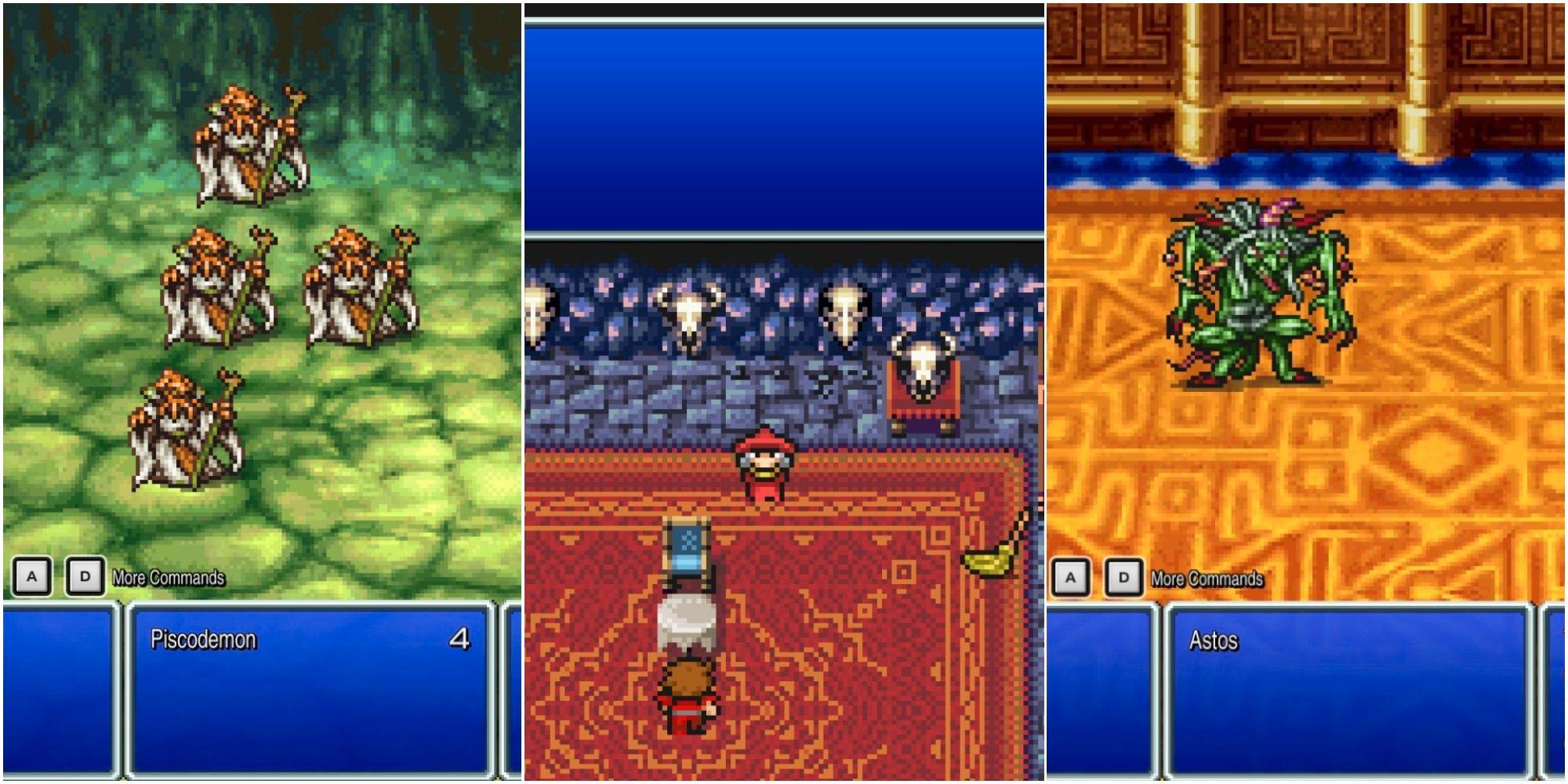 Final Fantasy Pixel Remaster: Cómo despertar al príncipe elfo