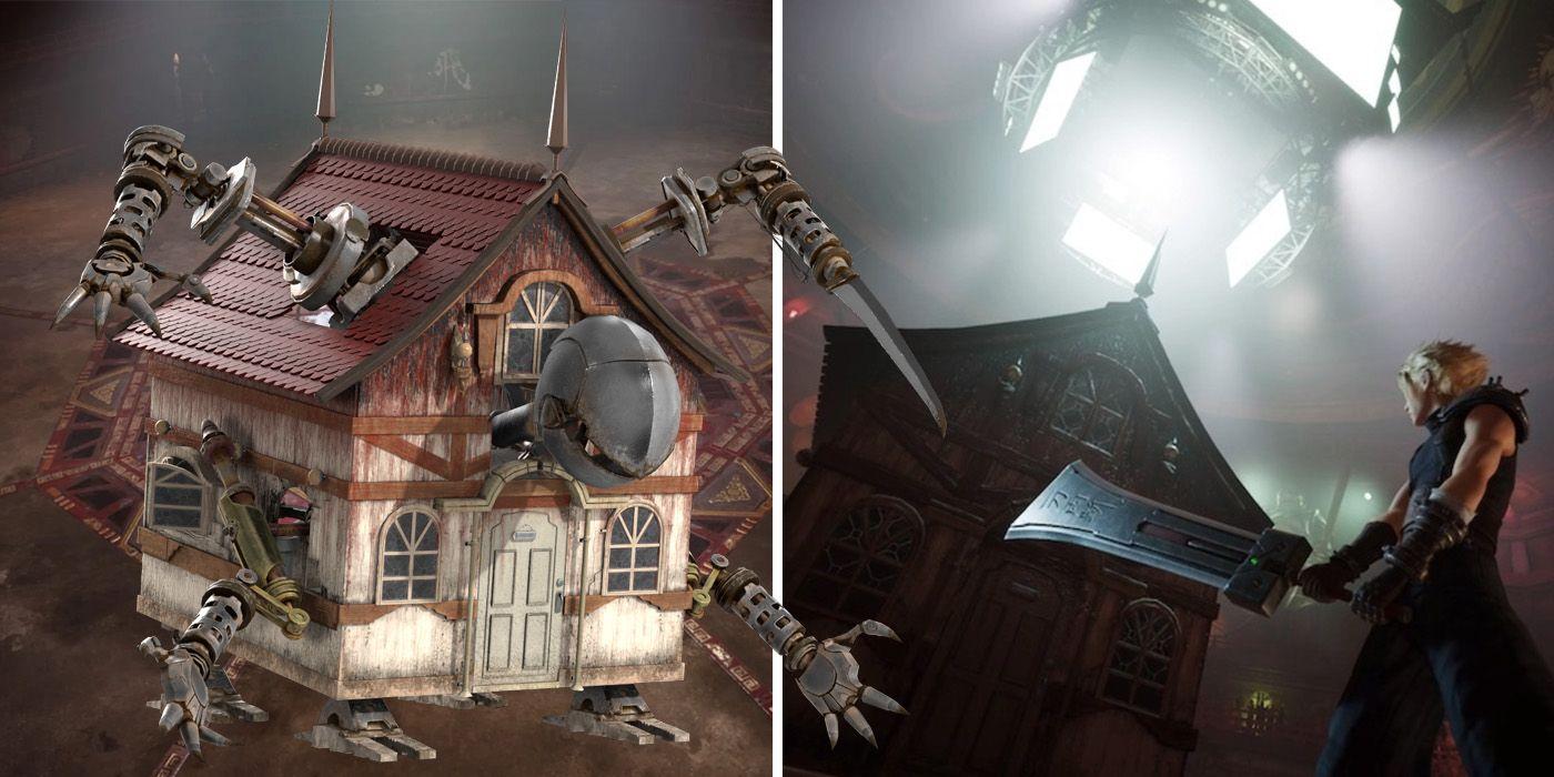 Final Fantasy VII Remake: Cómo vencer a Hell House en modo difícil