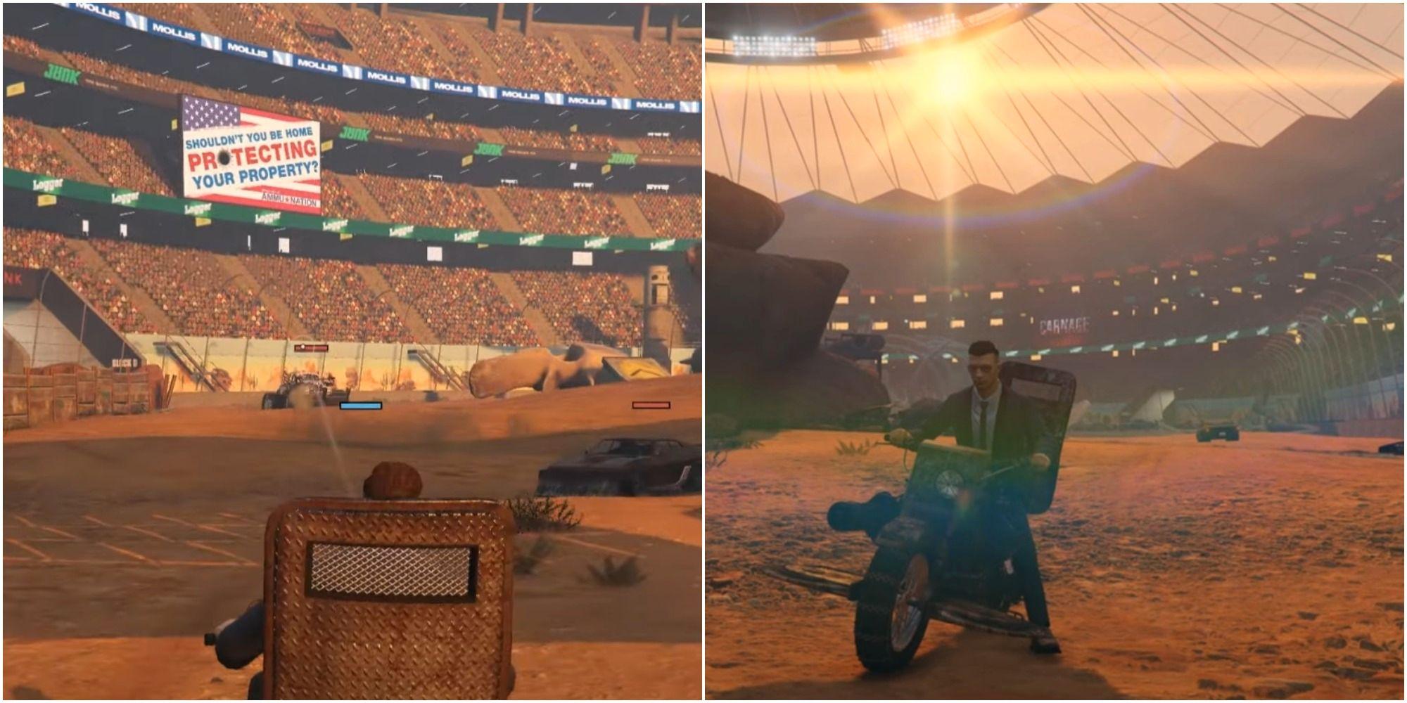 GTA Online: Cómo jugar y ganar Carnage