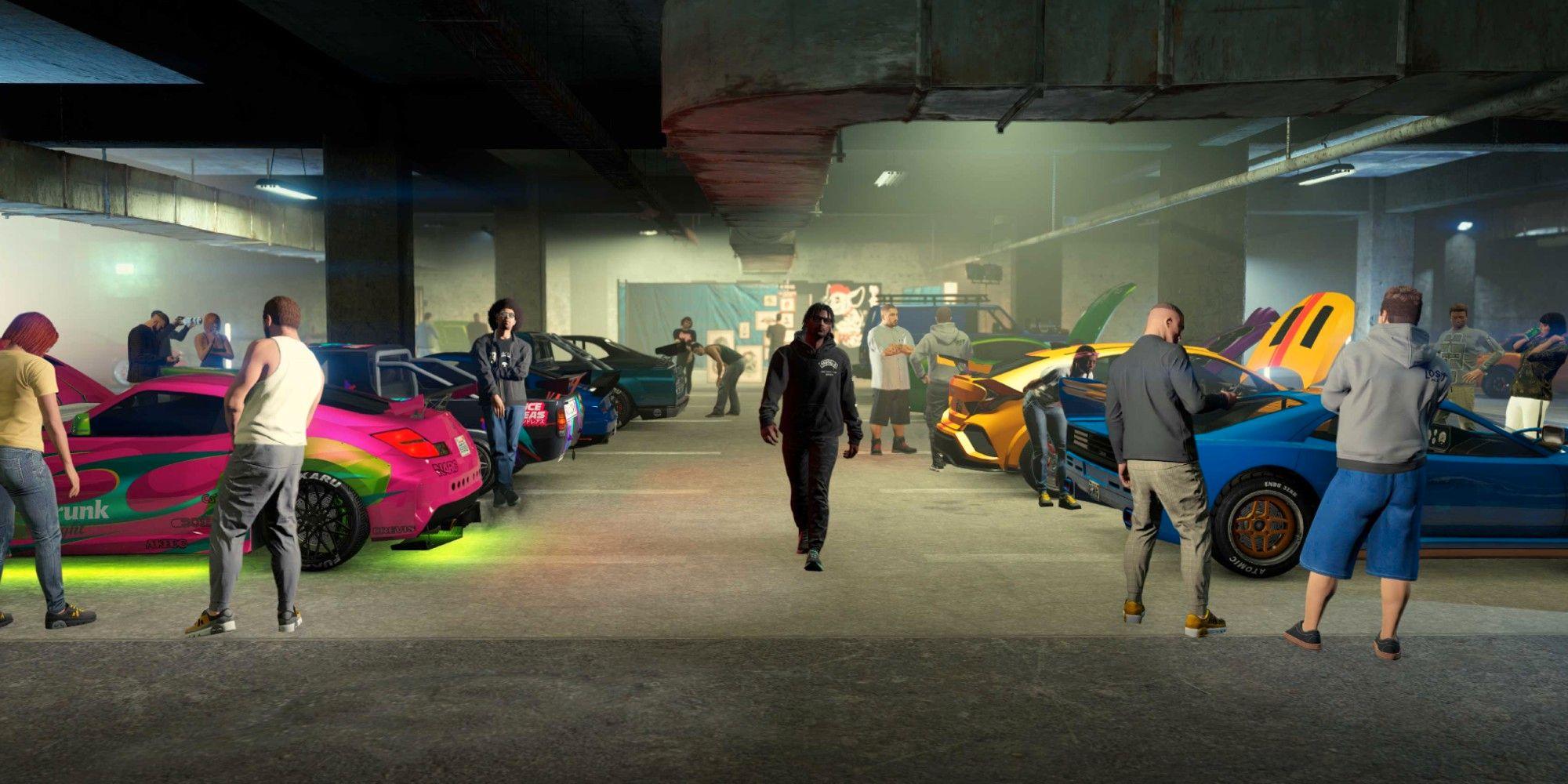 GTA Online: Guía de compra de automóviles