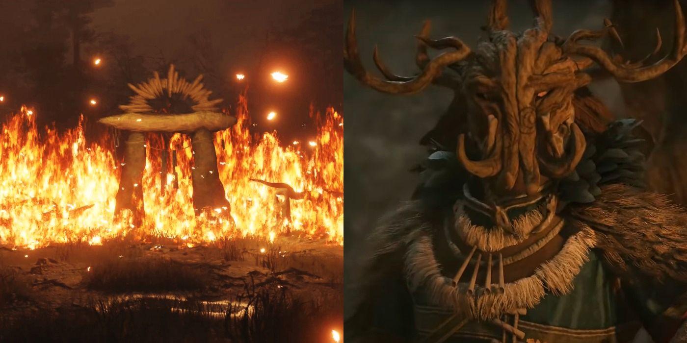 GreedFall: Tutorial del culto demoníaco