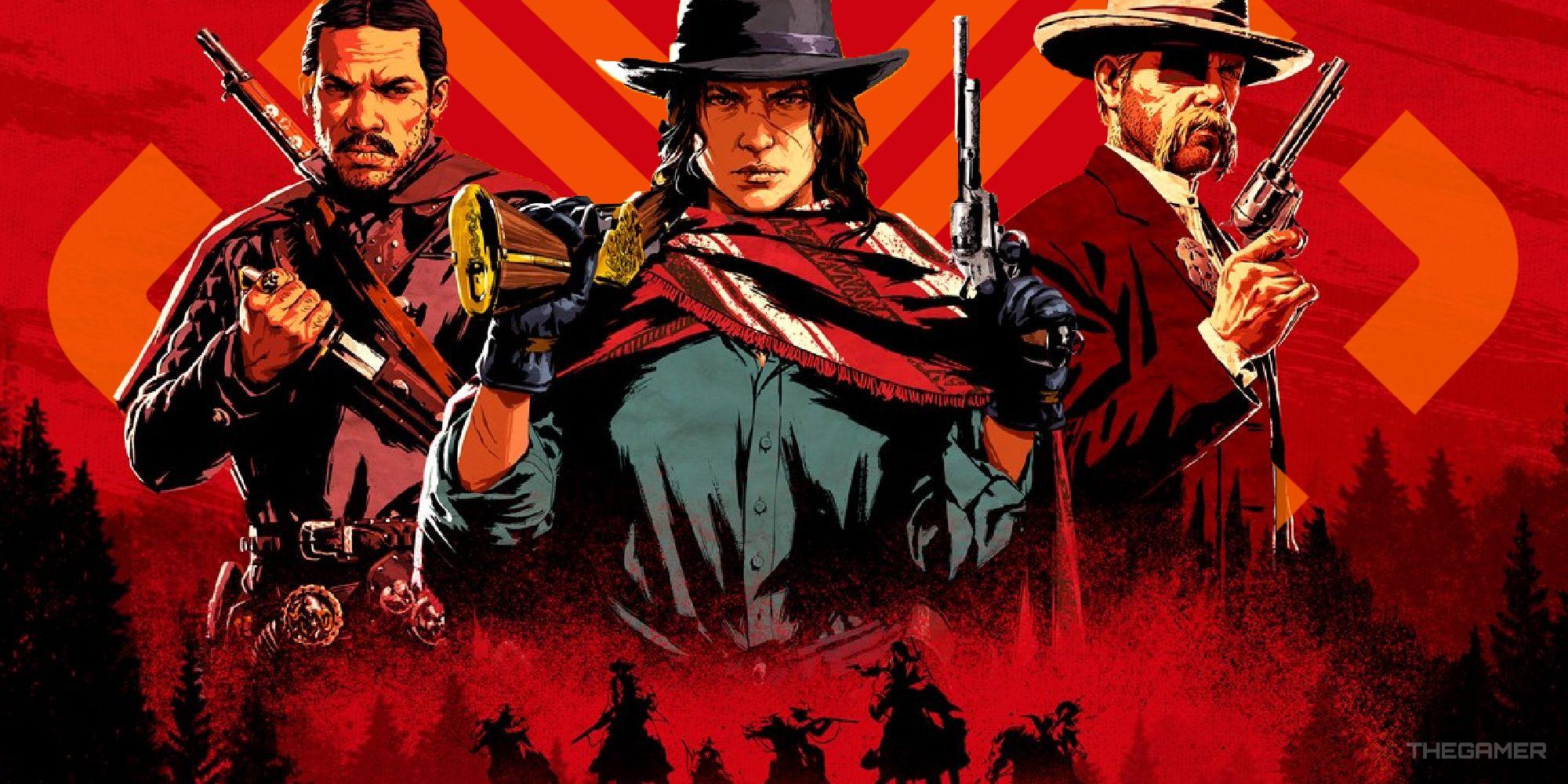 Guía completa y tutorial de Red Dead Online