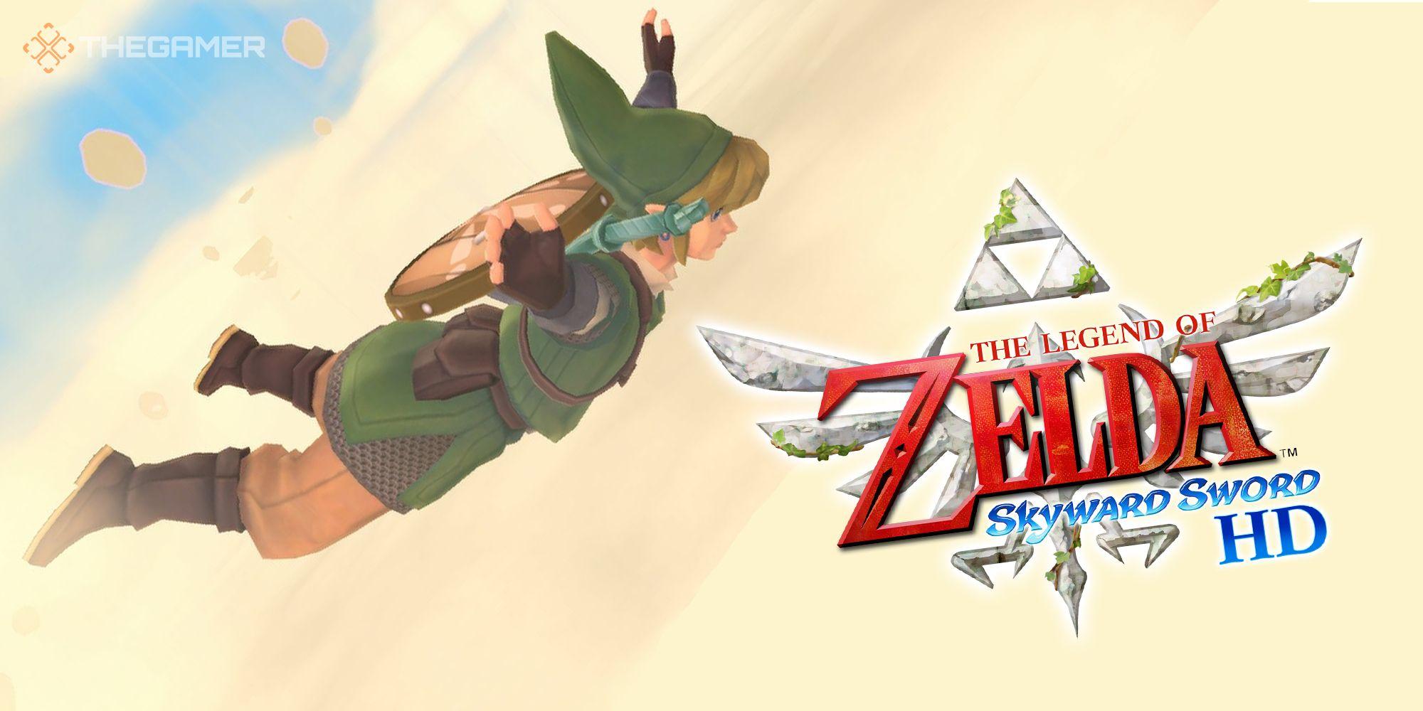 Guía completa y tutorial de Zelda: Skyward Sword