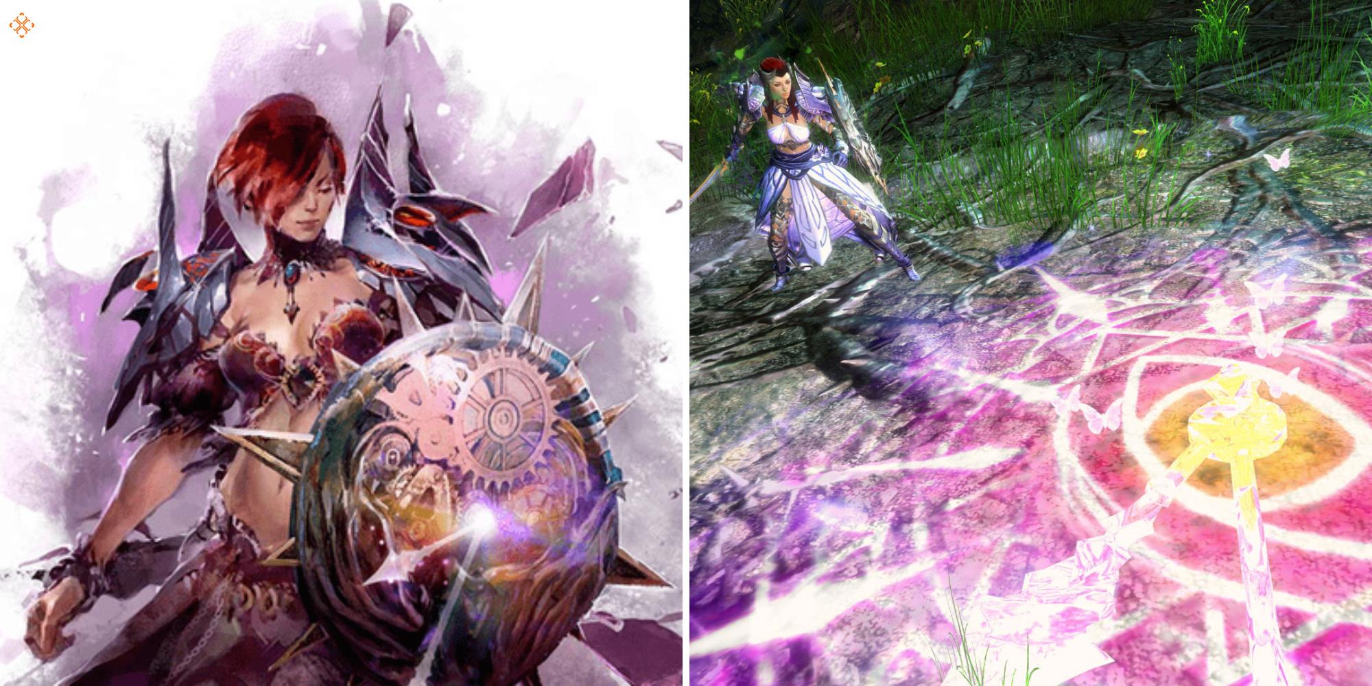 Guild Wars 2: cómo construir un hipnotizador centrado en el daño