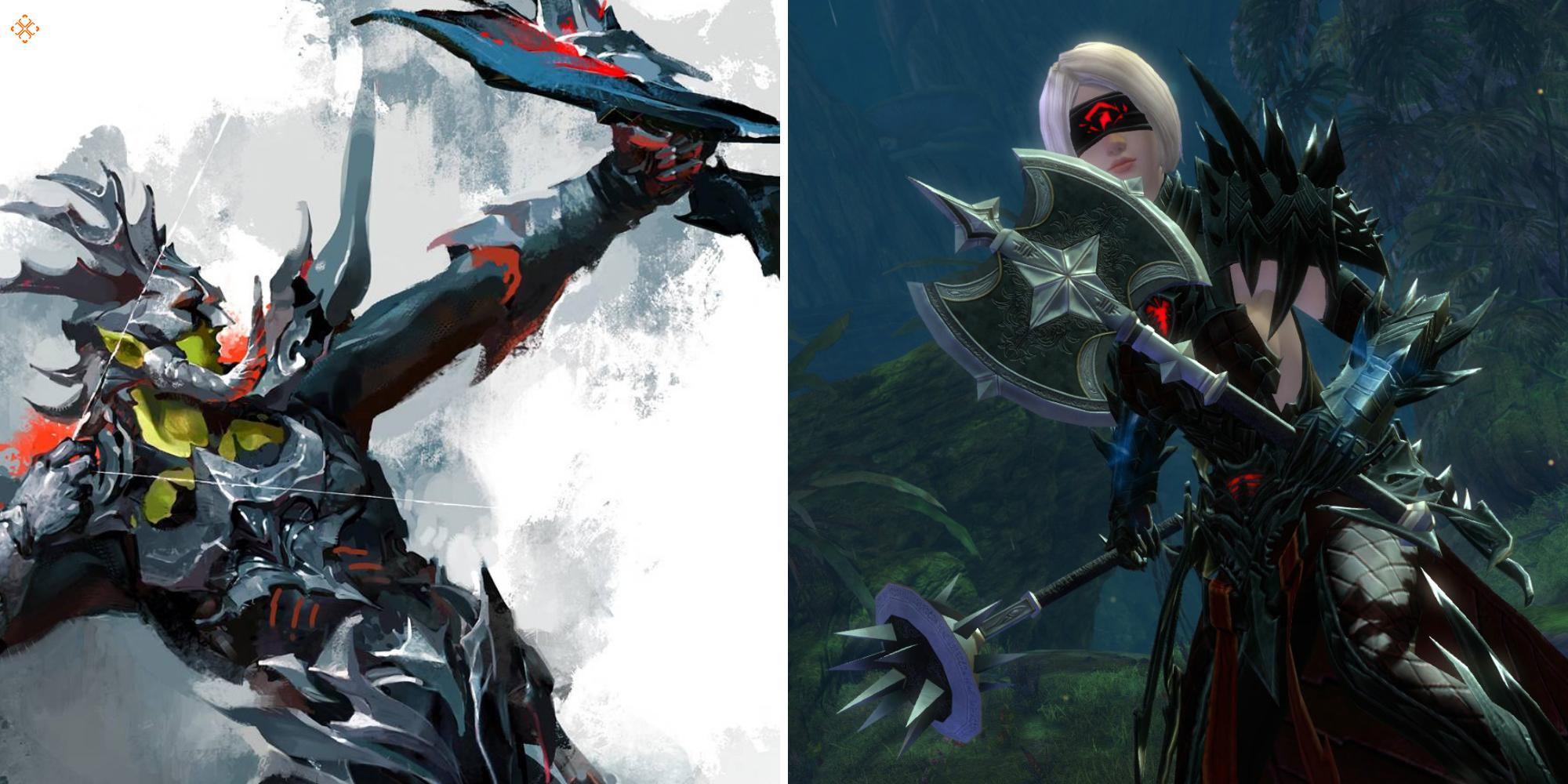 Guild Wars 2: cómo construir un renacido con mucho daño