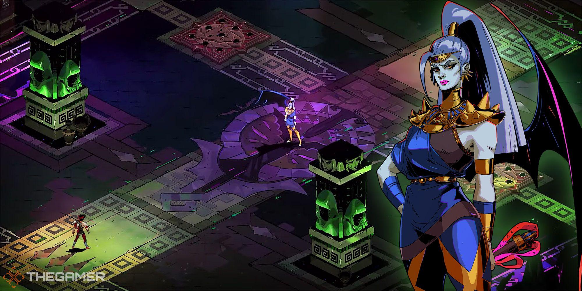 Hades: Cómo vencer a Megaera con todas las armas